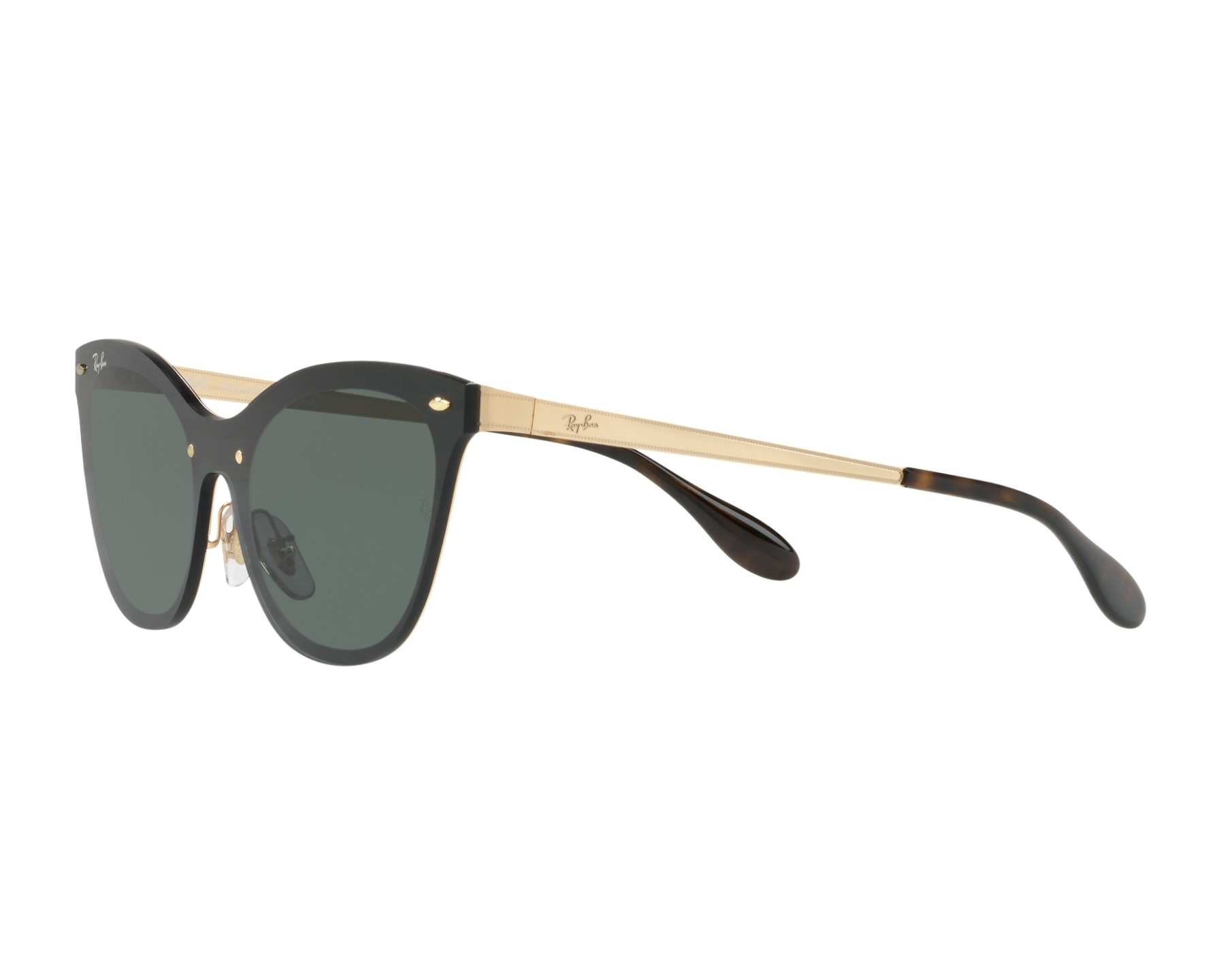 88ded092cfe Sunglasses Ray-Ban RB-3580-N 043 71 - Gold 360 degree