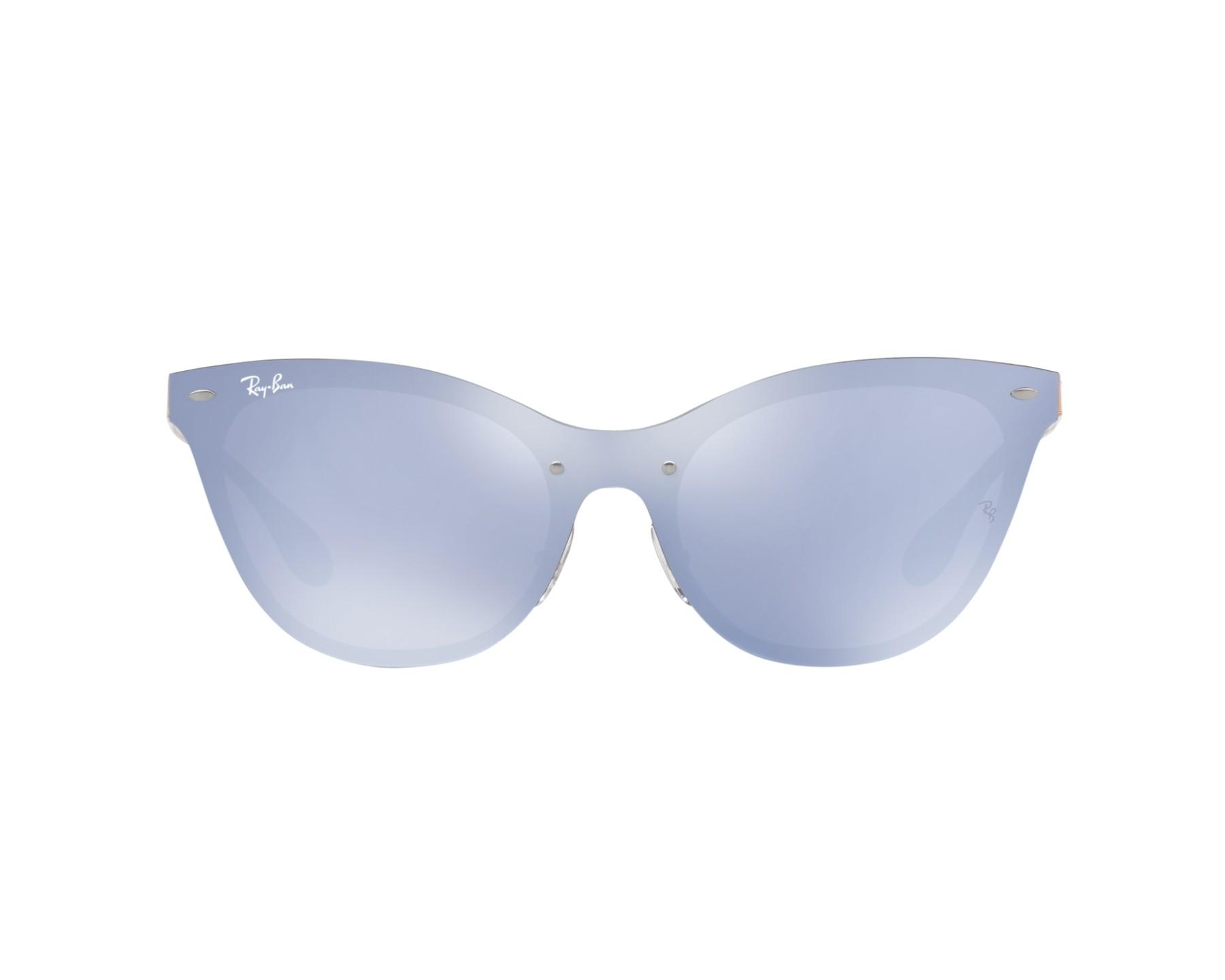 27964862c Sunglasses Ray-Ban Blaze Cat Eye RB-3580-N - 90391U