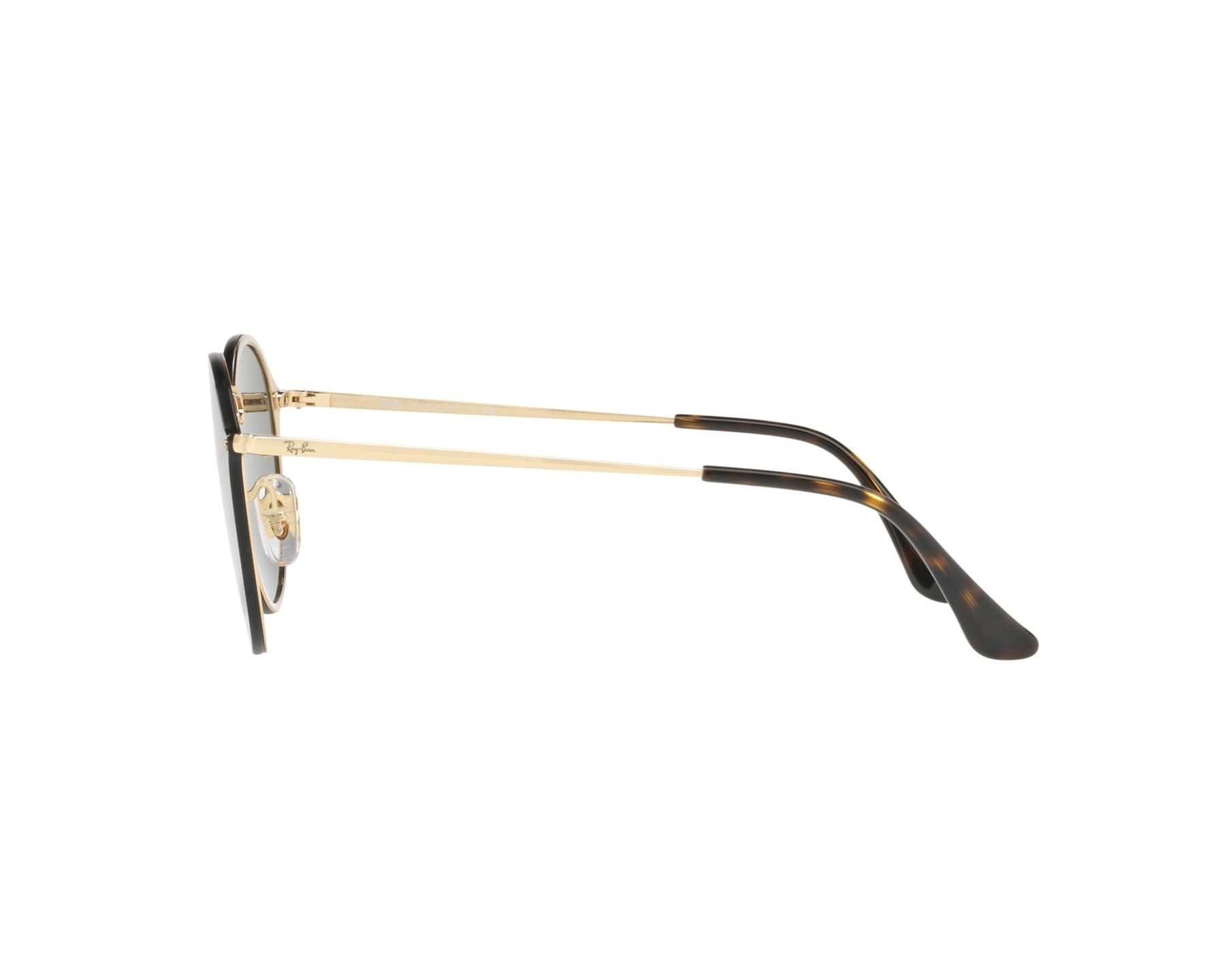 5333a4ab50069 Sunglasses Ray-Ban RB-3574-N 001 71 59-14 Gold