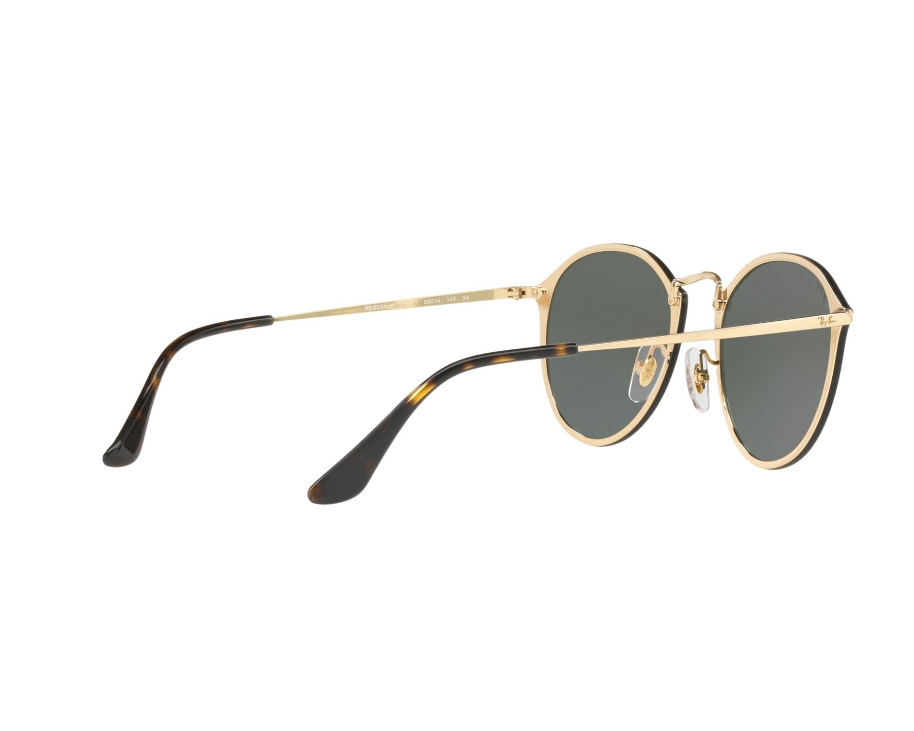 3e579f8659097 Ray-Ban Sunglasses Blaze Round RB-3574-N 001 71