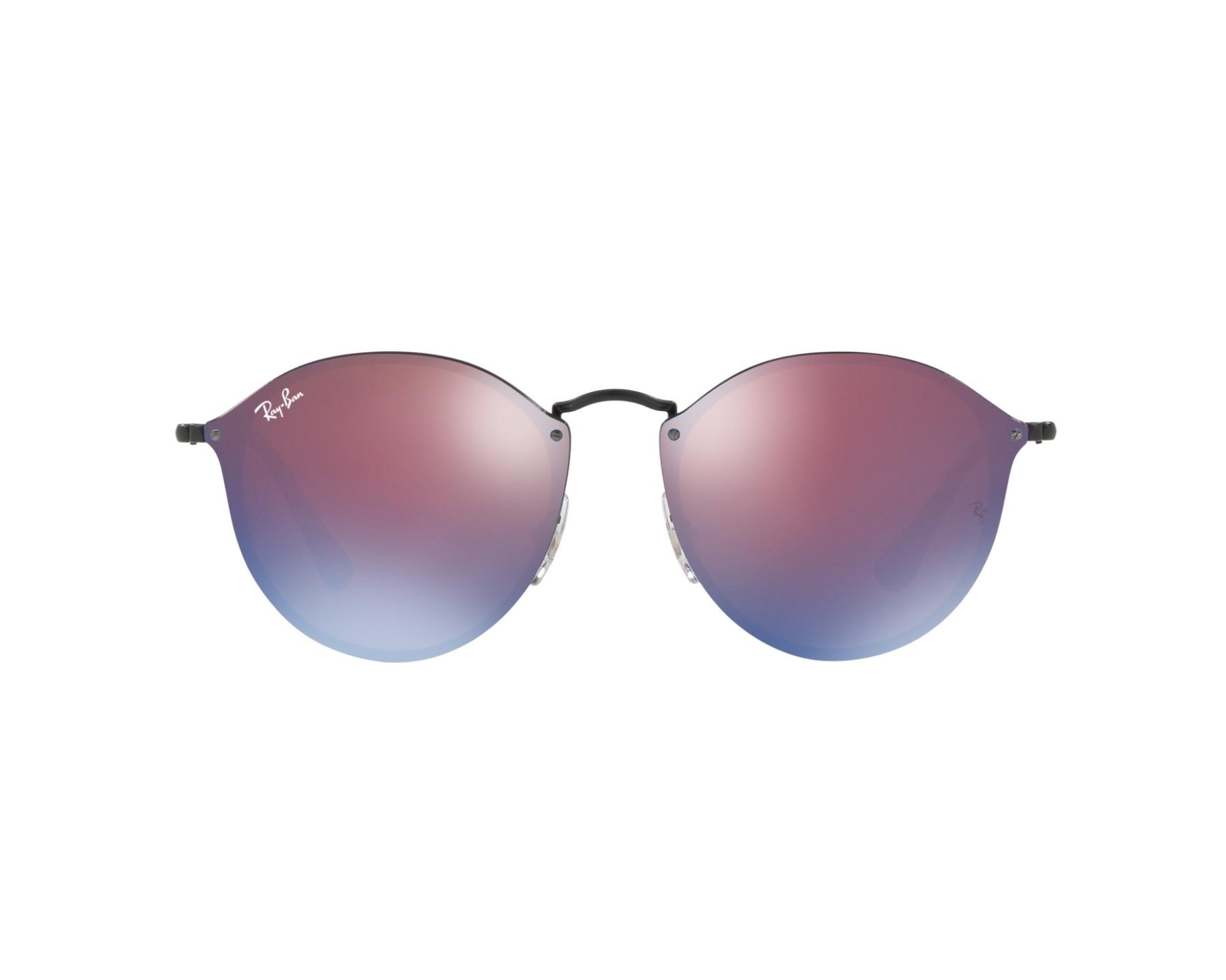 5270c2cb343a9 Sunglasses Ray-Ban RB-3574-N 153 7V 59-14 Black
