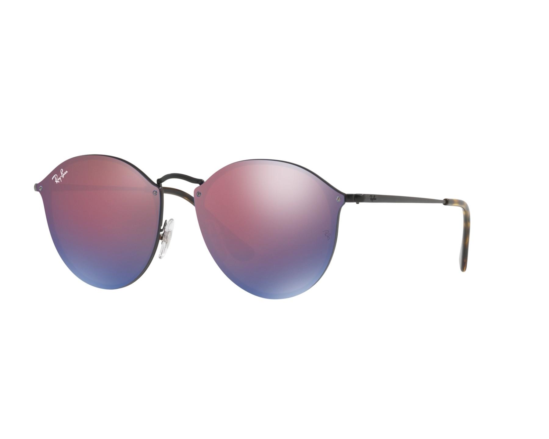 388a7a2dbc1d2 Sunglasses Ray-Ban RB-3574-N 153 7V 59-14 Black