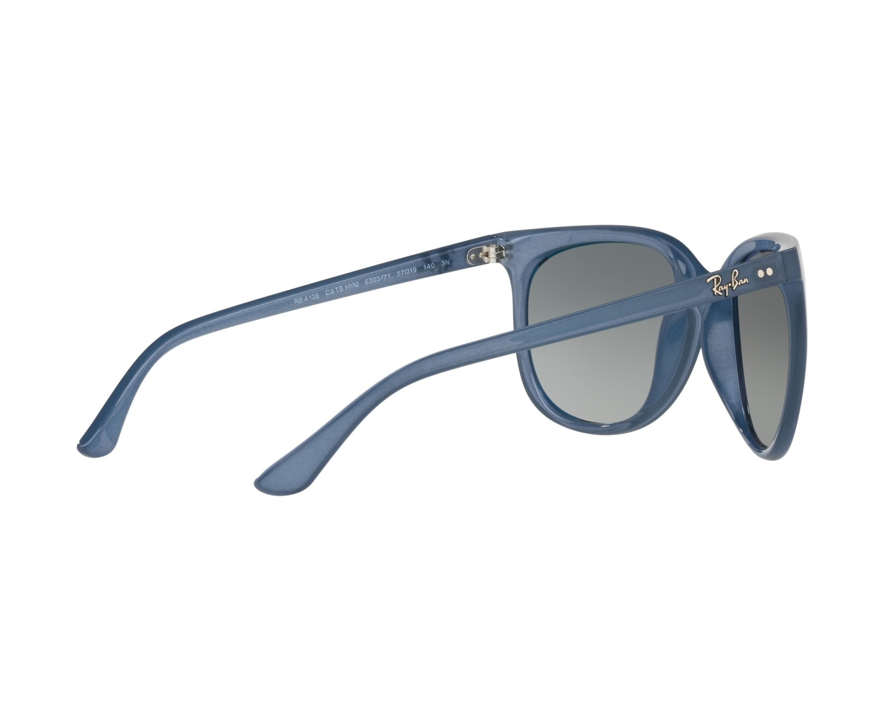 427a7fef7074c ... discount code for sunglasses ray ban rb 4126 630371 57 15 blue 360  degree view 9