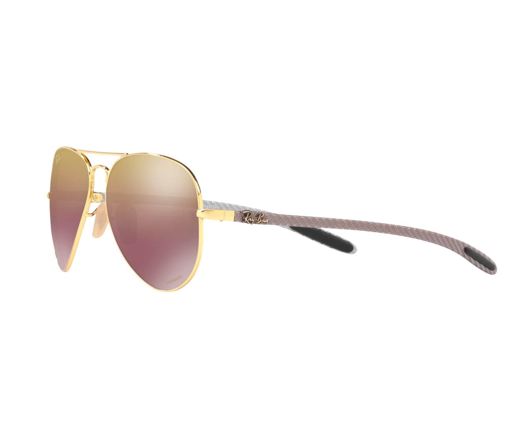 29e35c44be Sunglasses Ray-Ban RB-8317-CH 001 6B 58-14 Gold