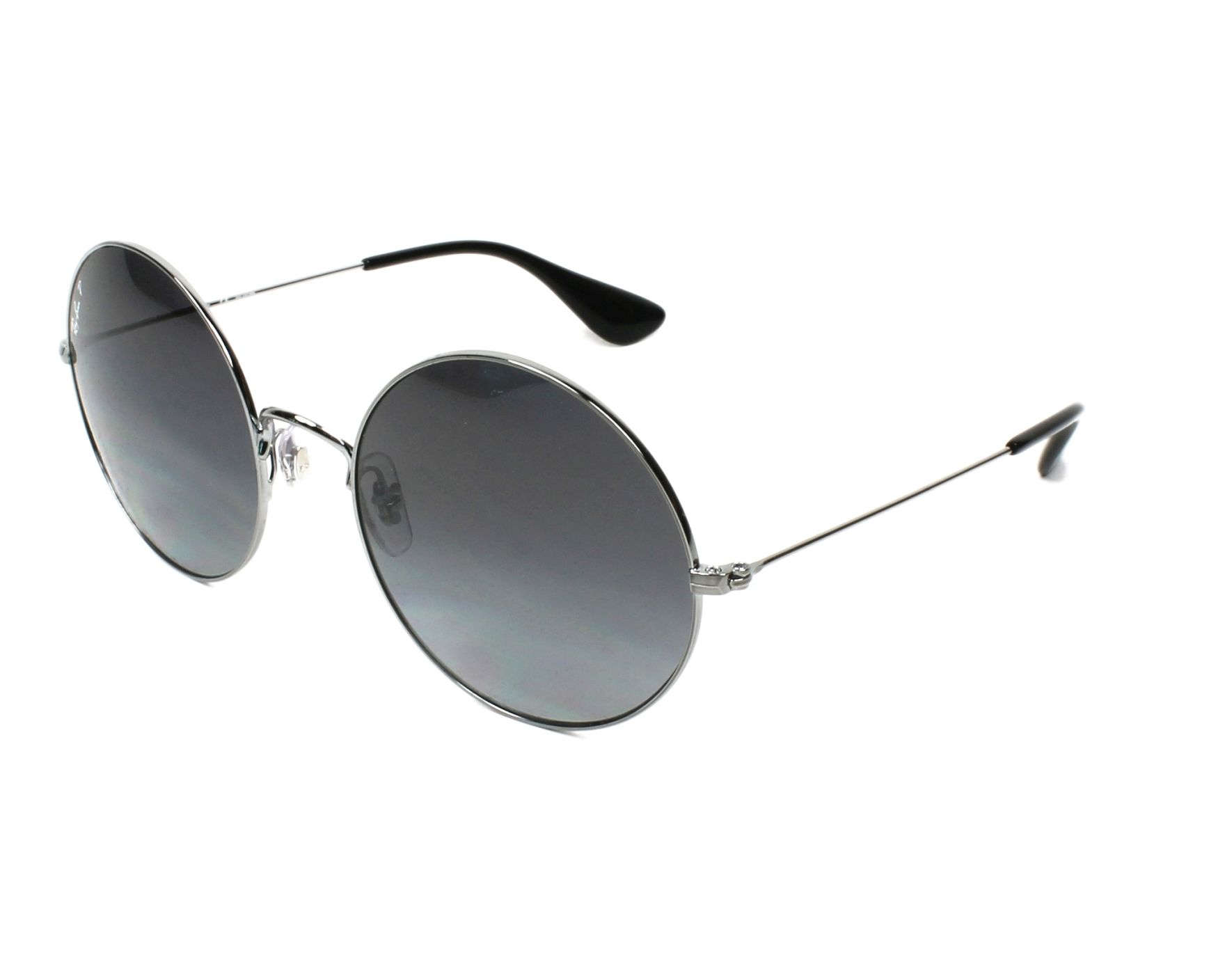 5bd8e73e99c Sunglasses Ray-Ban RB-3592 004 T3 50-20 Gun profile view