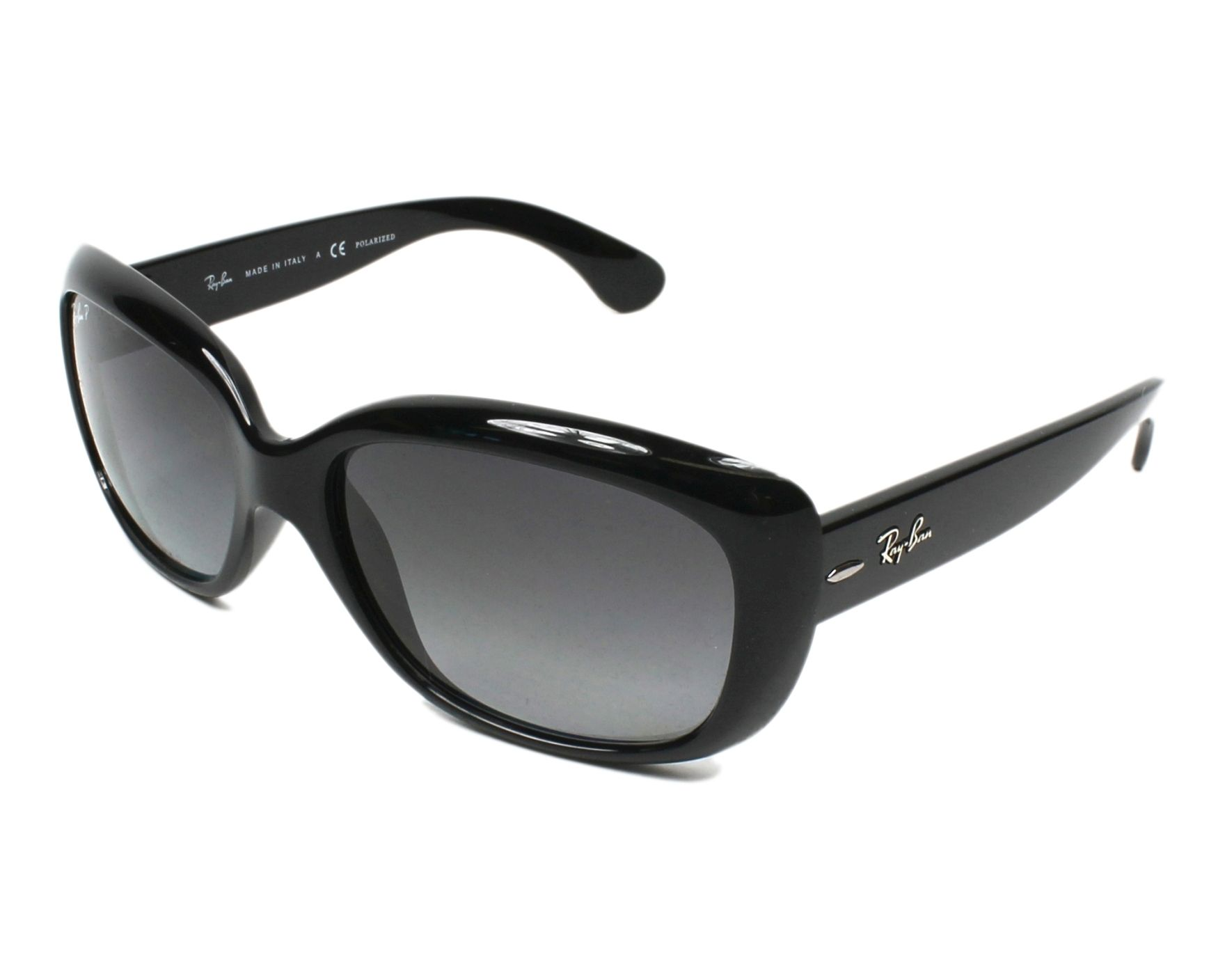 325e64944cf Sunglasses Ray-Ban RB-4101 601 T3 58-19 Black profile view