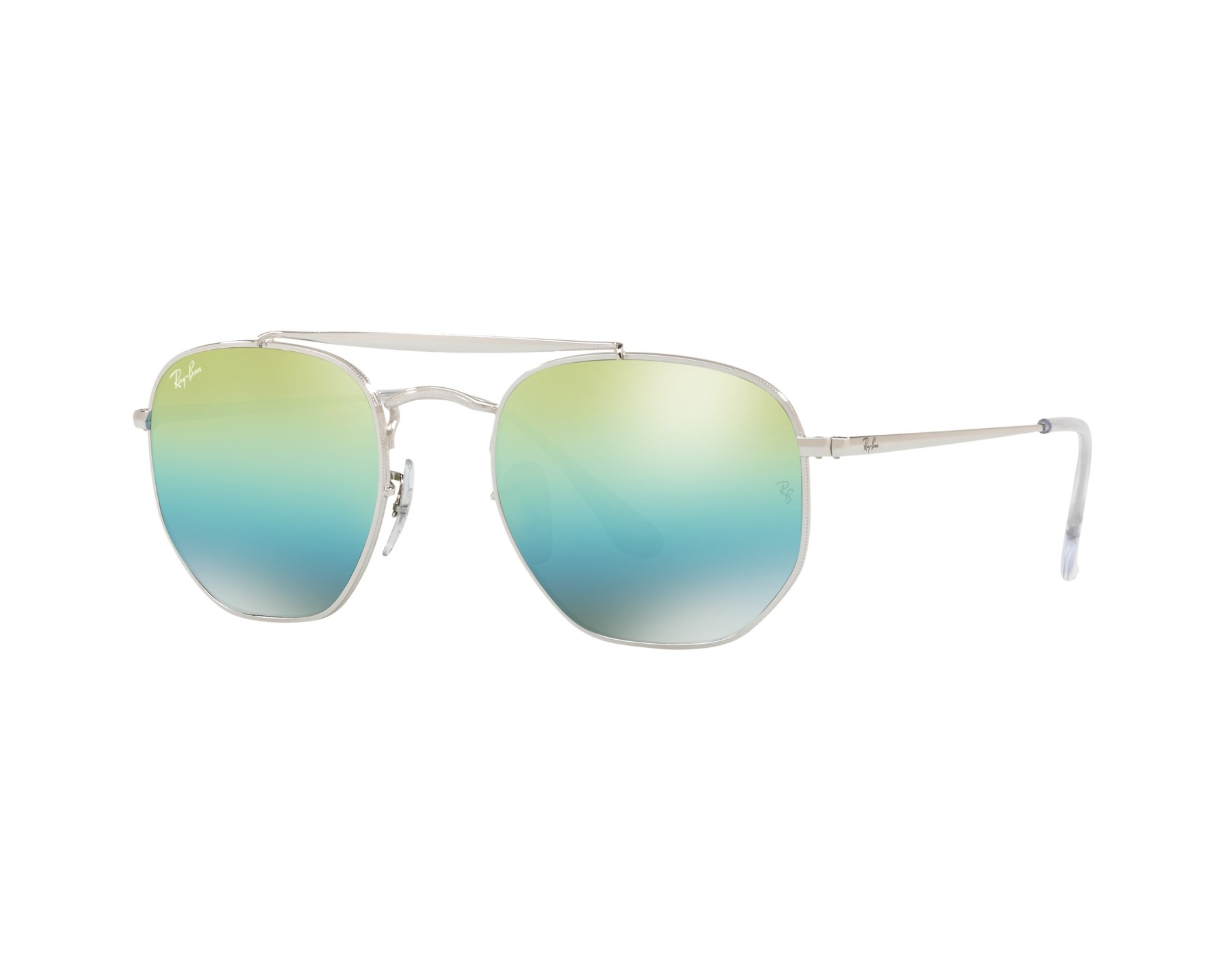 cd6bd757b2b9e5 Sunglasses Ray-Ban RB-3648 003 l2 54-21 Silver