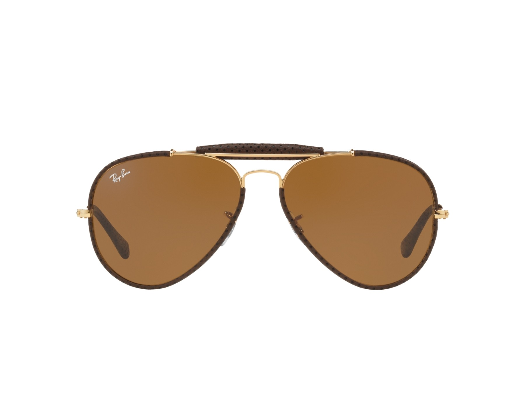 dd42c62cbd2 ... outdoorsman craft sunglasses 9a0d8 db776  italy sunglasses ray ban rb  3422 q 9041 58 14 brown gold 360 f906a ff42d