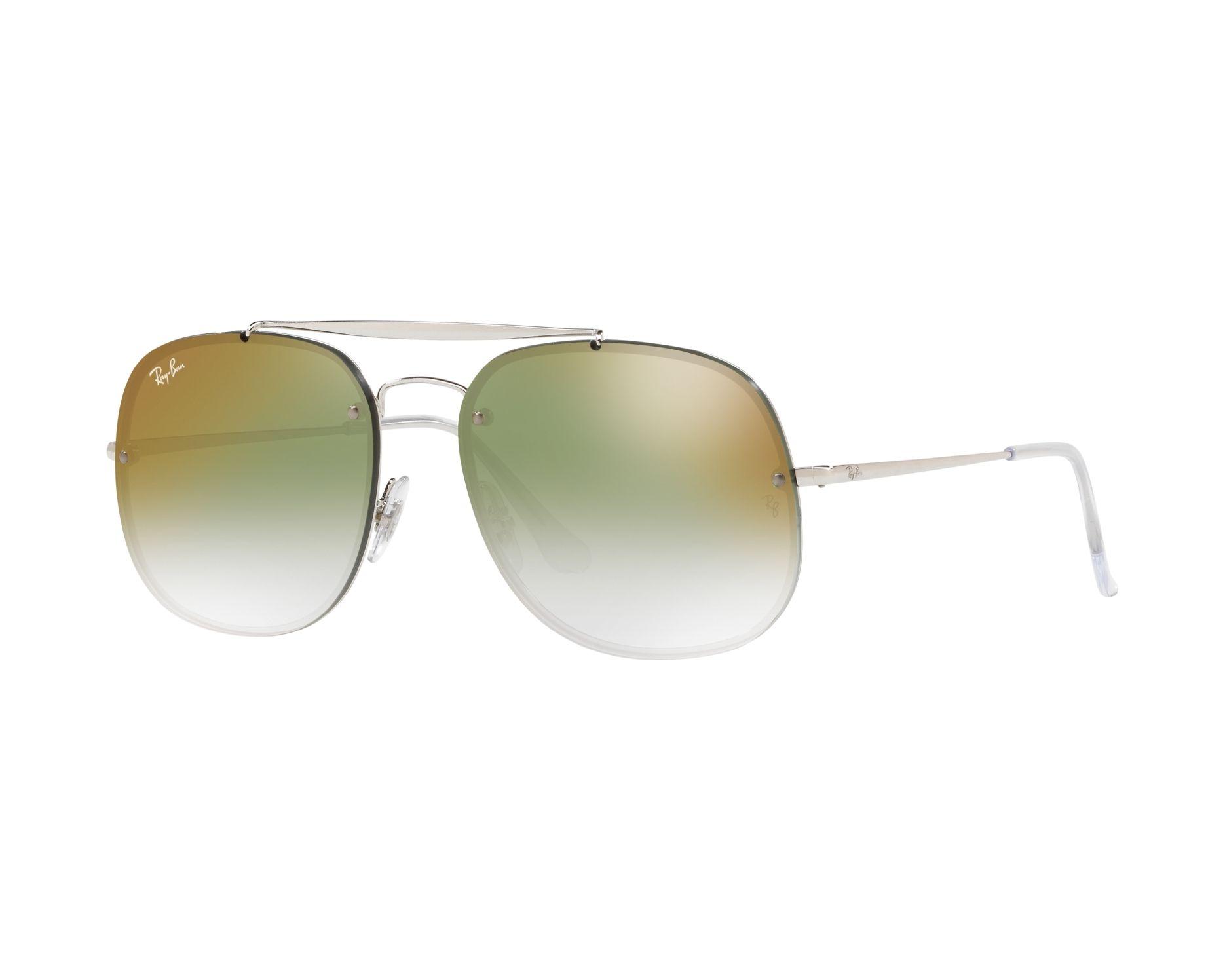 bcfa9bfc657 Sunglasses Ray-Ban RB-3583-N 003 W0 58-16 Silver