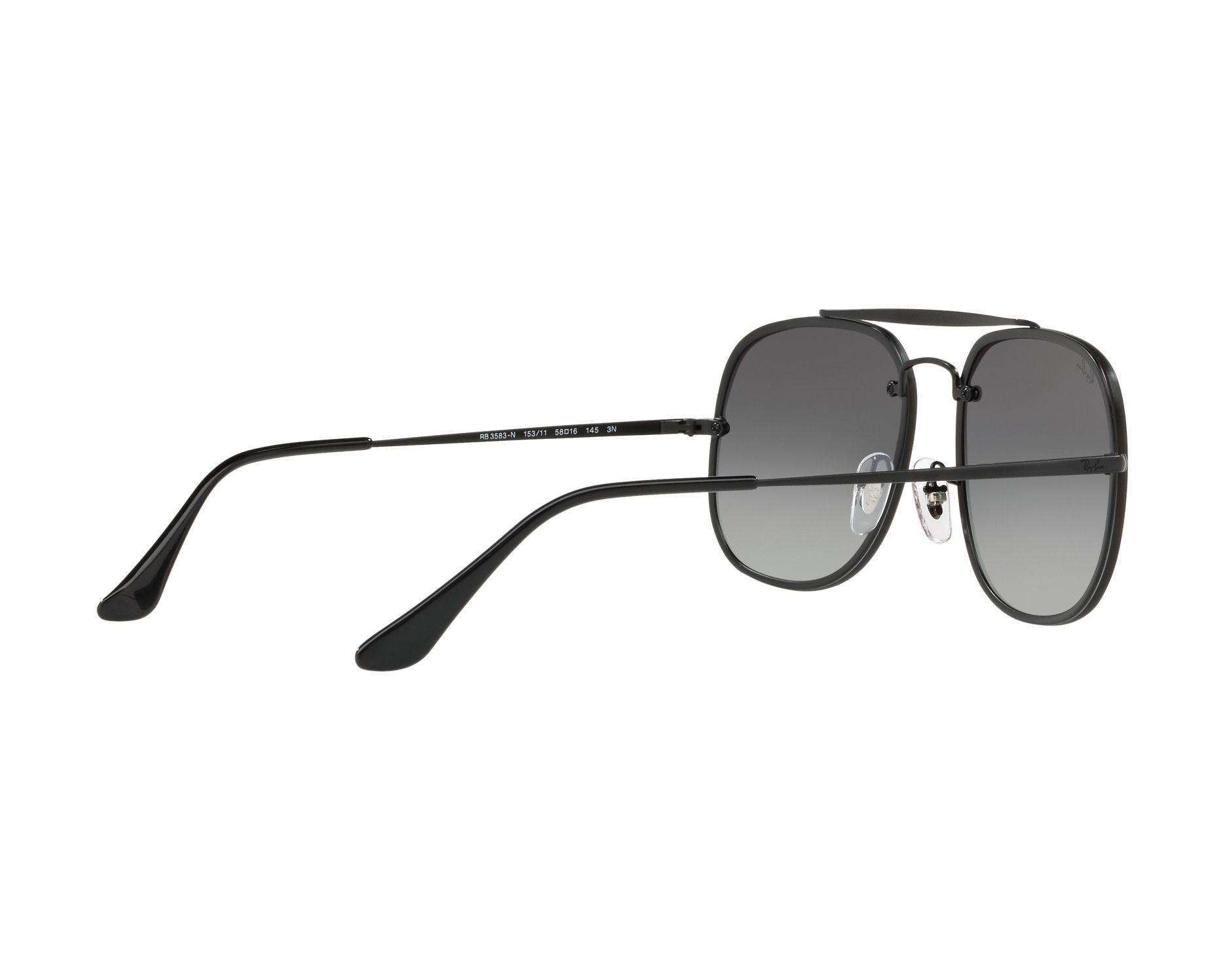 e24d8d1a774 Sunglasses Ray-Ban RB-3583-N 153 11 58-16 Black
