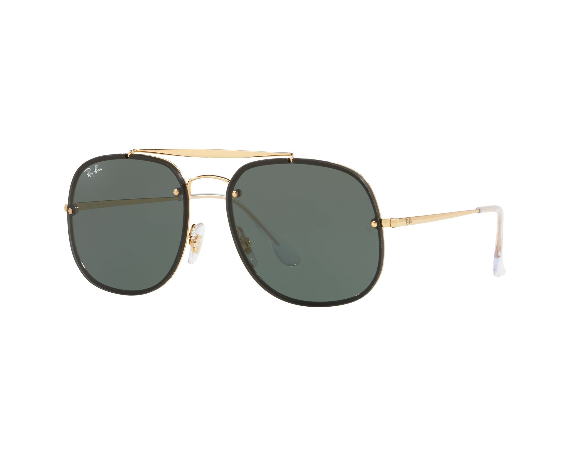 d0e92f3945a Sunglasses Ray-Ban RB-3583-N 905071 58-16 Gold