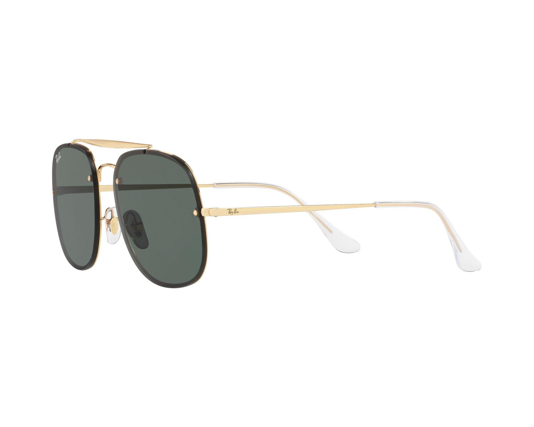 f713d1b6069 Sunglasses Ray-Ban RB-3583-N 905071 58-16 Gold 360 degree