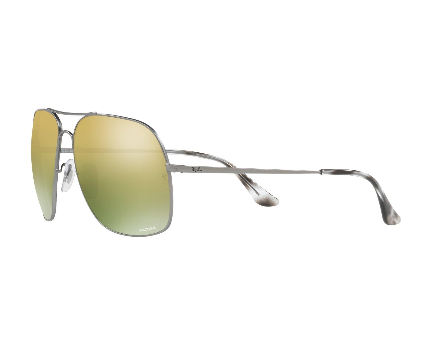 e7b34ed68f6 Sunglasses Ray-Ban RB-3587-CH 029 6O 61-15 Gun