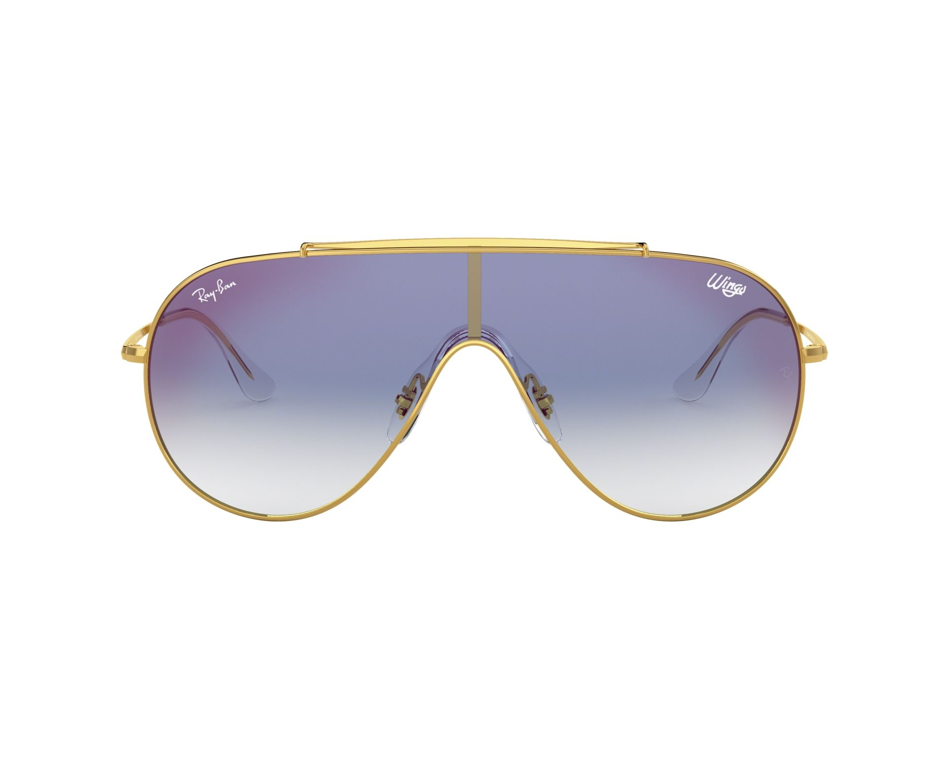 8c8c56b18e Sunglasses Ray-Ban RB-3597 001 X0 65-18 Gold 360 degree