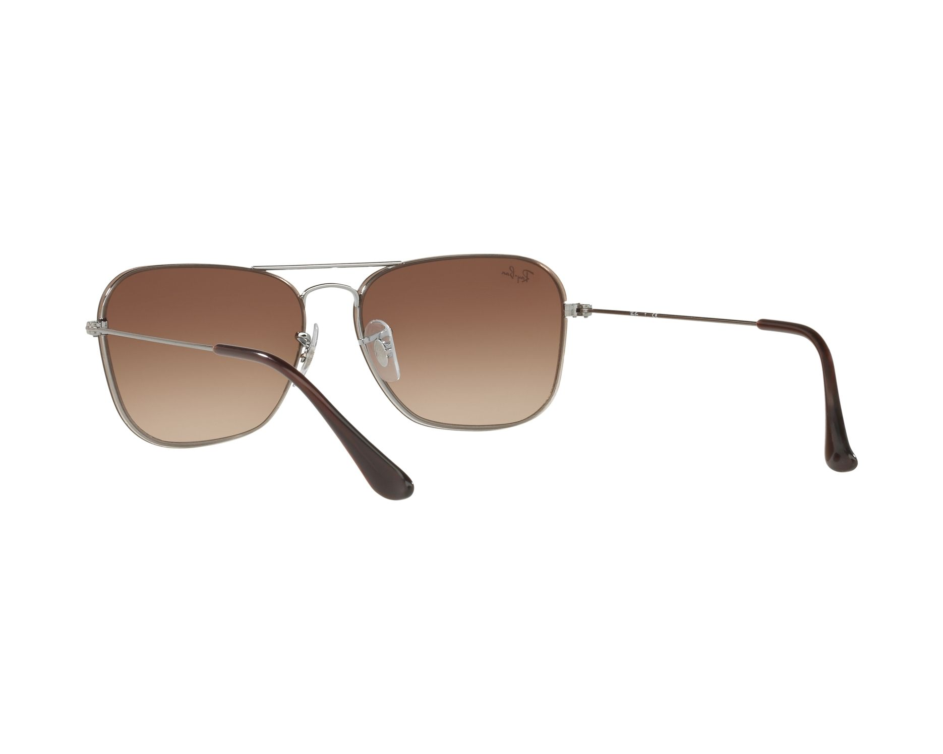 efb1bc6faced7 Sunglasses Ray-Ban RB-3603 004 13 56-14 Gun 360 degree