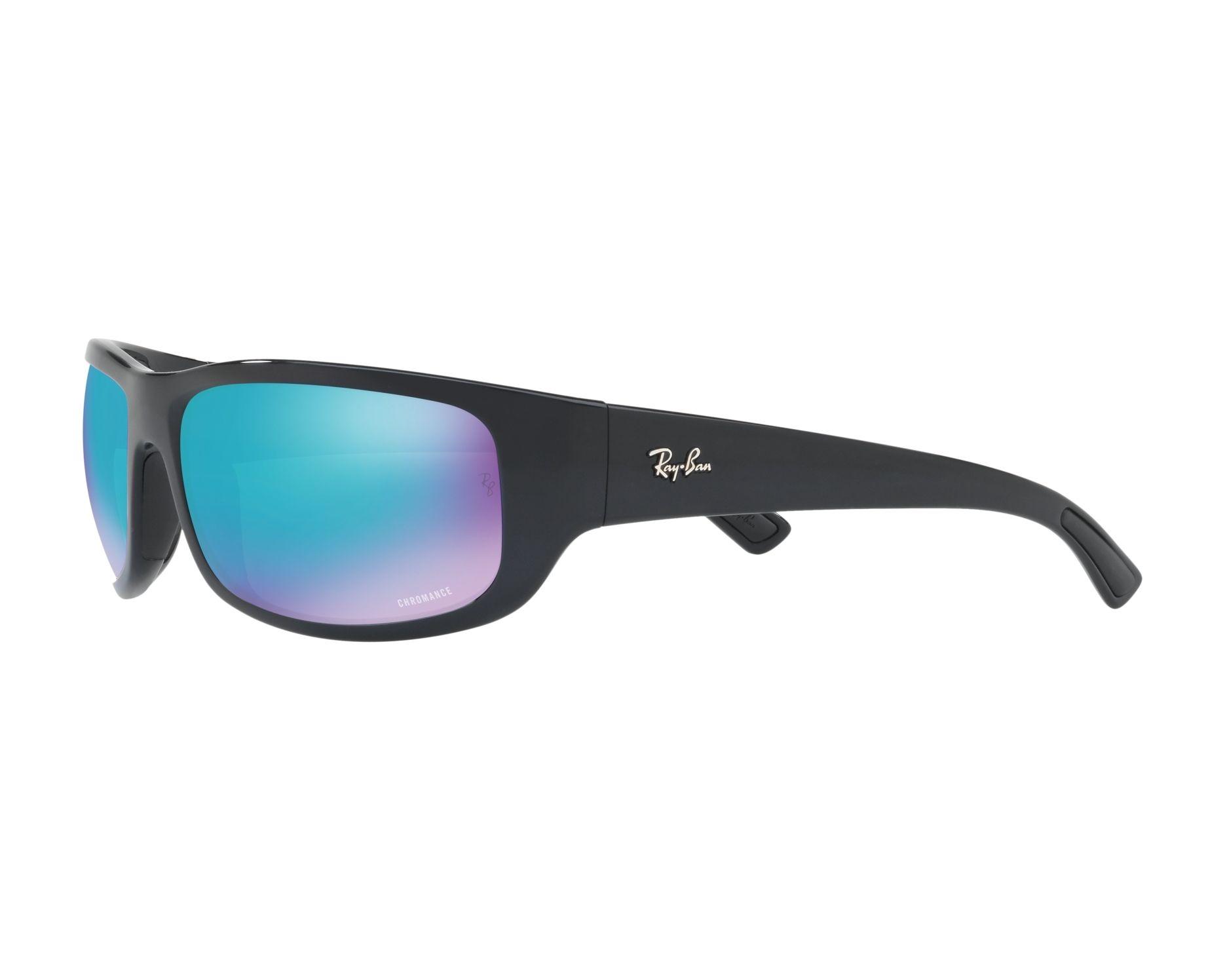 c791ec9337 Sunglasses Ray-Ban RB-4283-CH 601 A1 64-18 Black