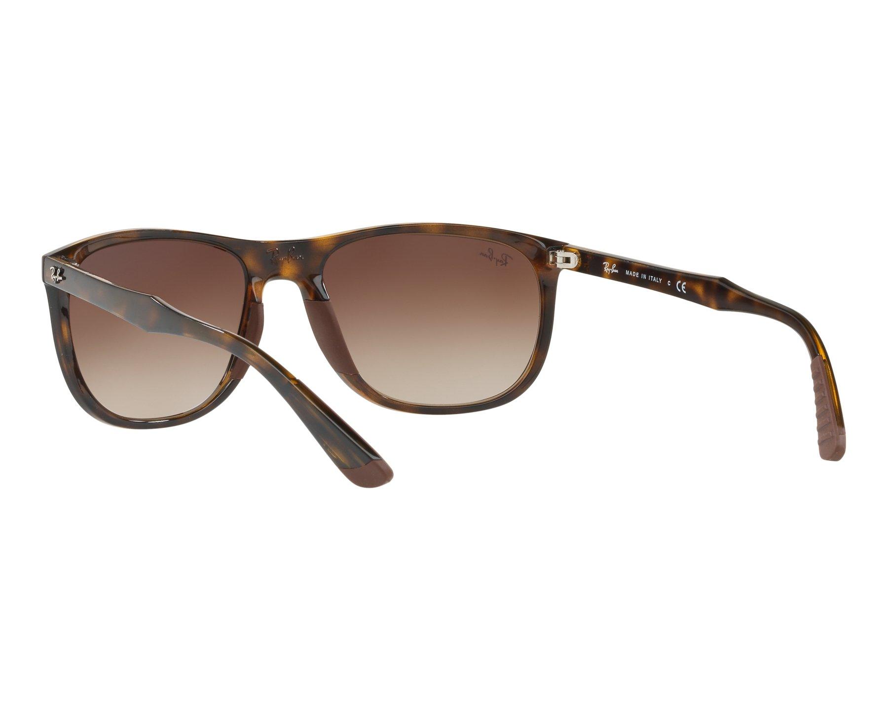 235cb6e68c Sunglasses Ray-Ban RB-4291 710 13 58-19 Havana 360 degree