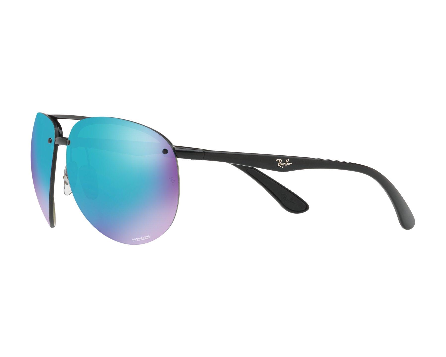 168804db4bb Sunglasses Ray-Ban RB-4293-CH 601 A1 64-13 Black