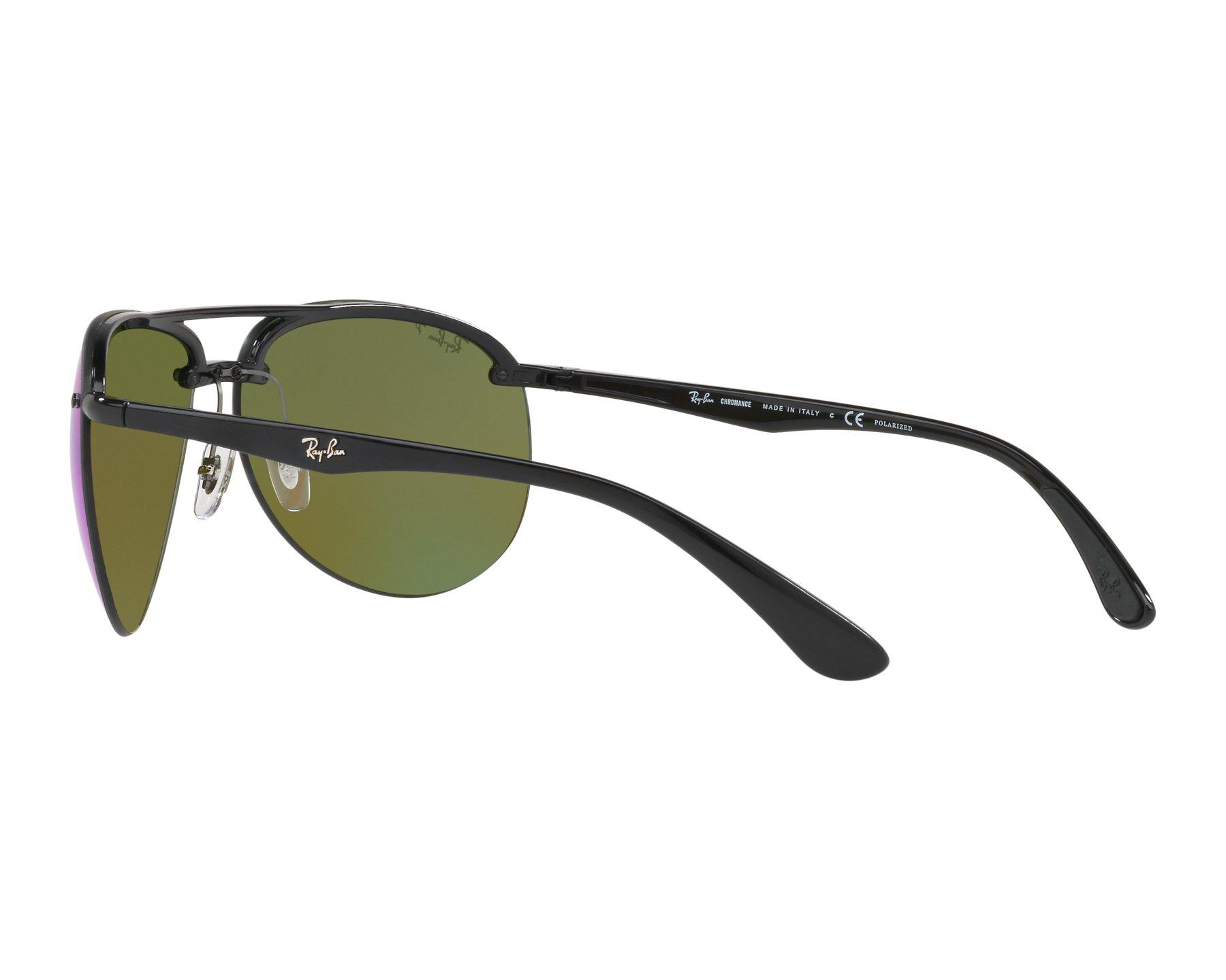 d3048b0459 Sunglasses Ray-Ban RB-4293-CH 601 A1 64-13 Black