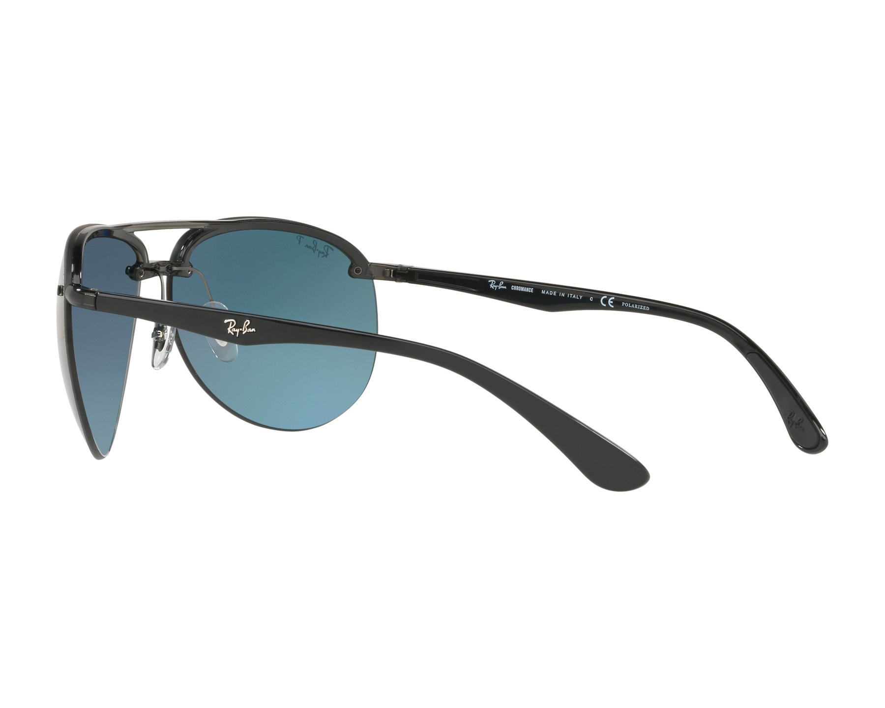 428ddcdf90 Sunglasses Ray-Ban RB-4293-CH 876 J0 - Grey Black 360