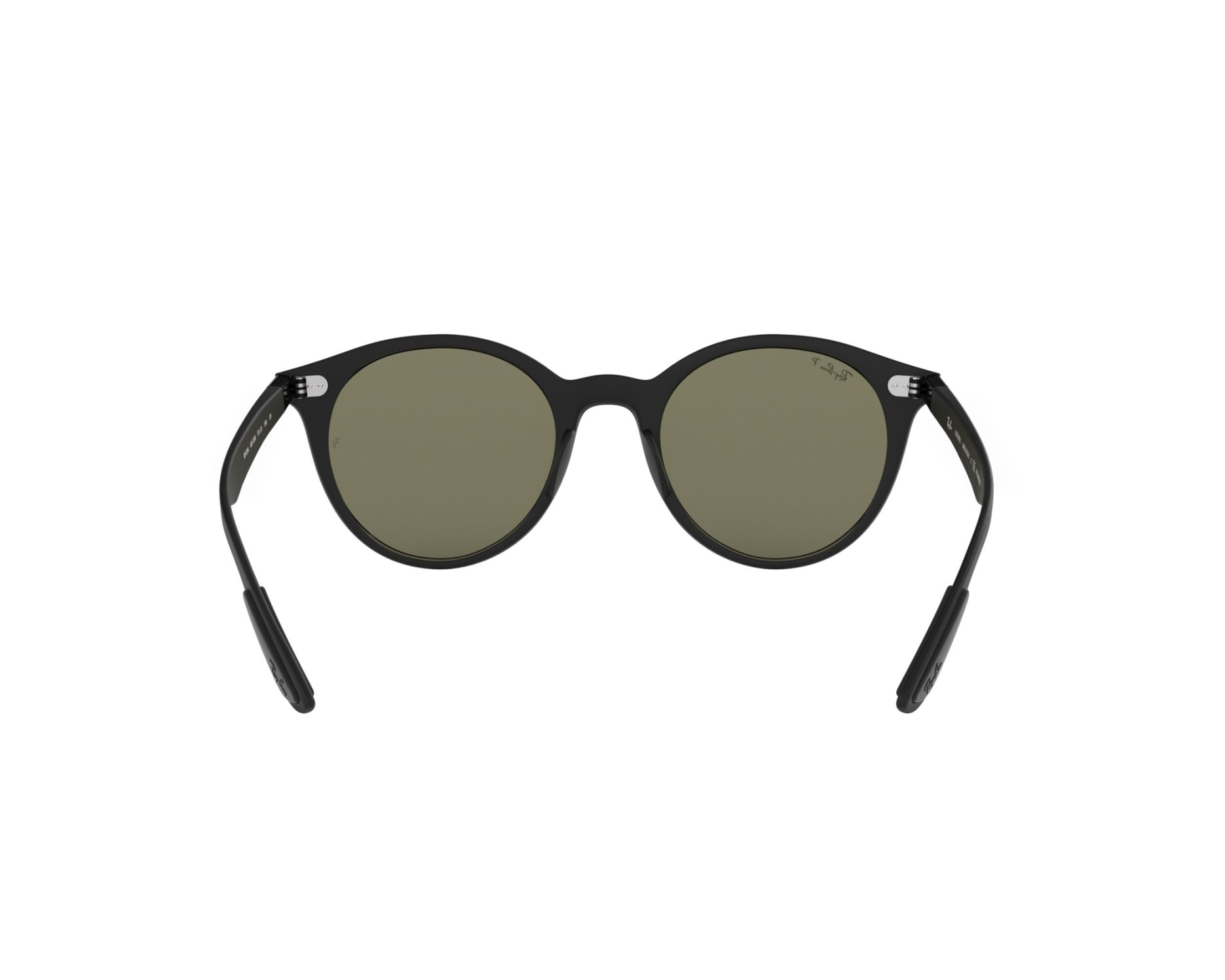 47f6ce5c19 Sunglasses Ray-Ban RB-4296 601S9A 51-21 Black 360 degree view 7
