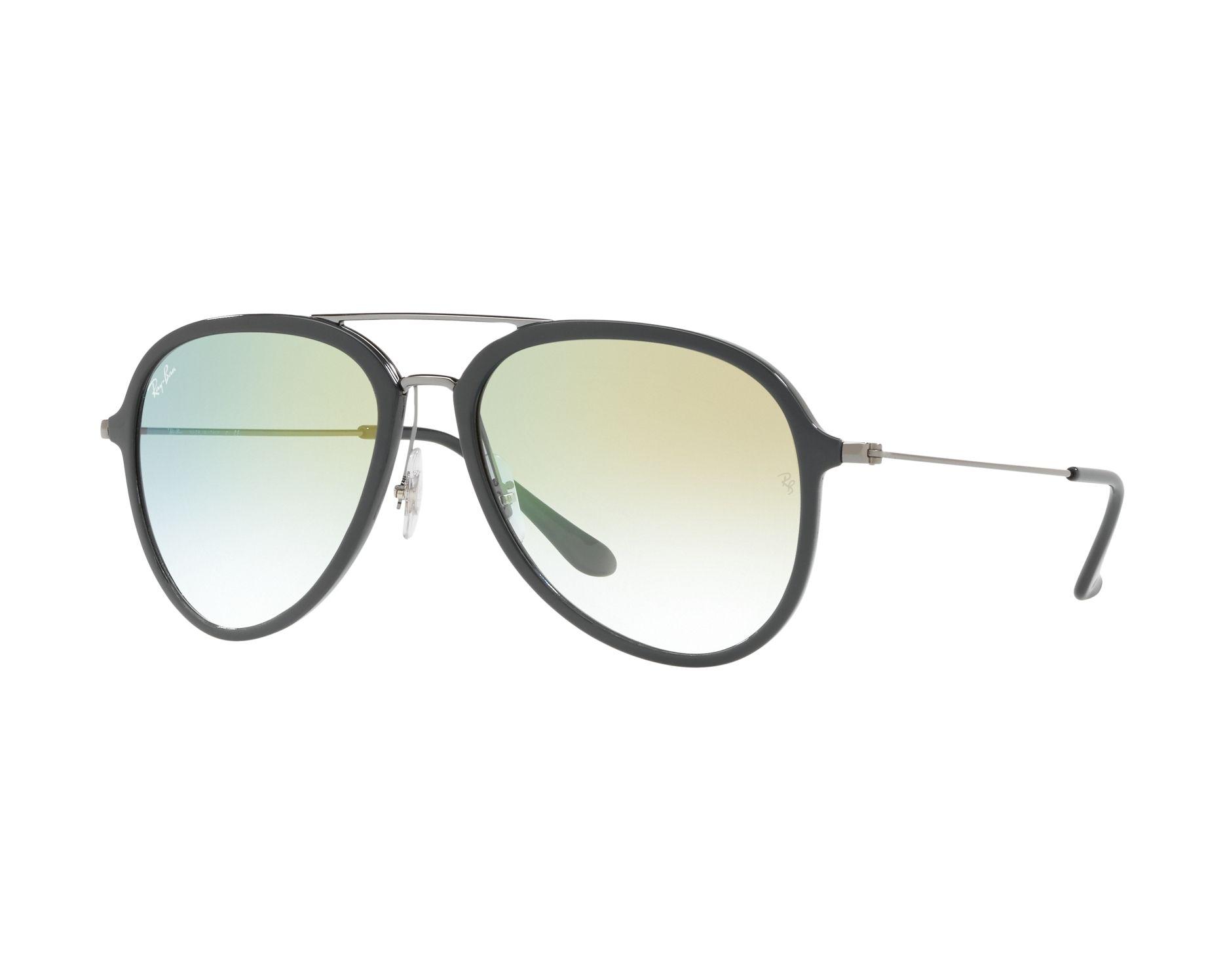 772a662e4d Sunglasses Ray-Ban RB-4298 6333Y0 57-17 Grey Gun
