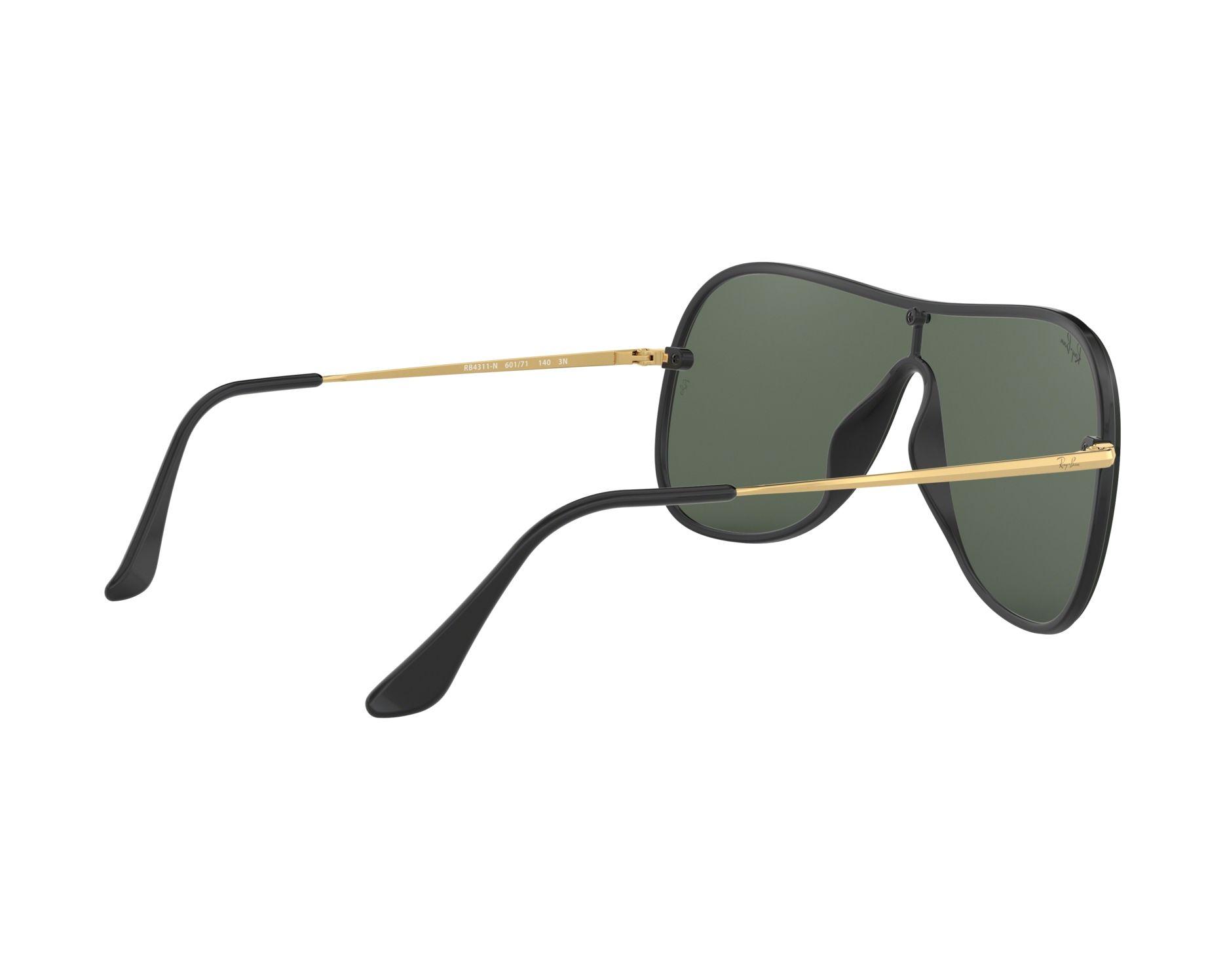 069b6ec80d Sunglasses Ray-Ban RB-4311-N 601 71 63-18 Black