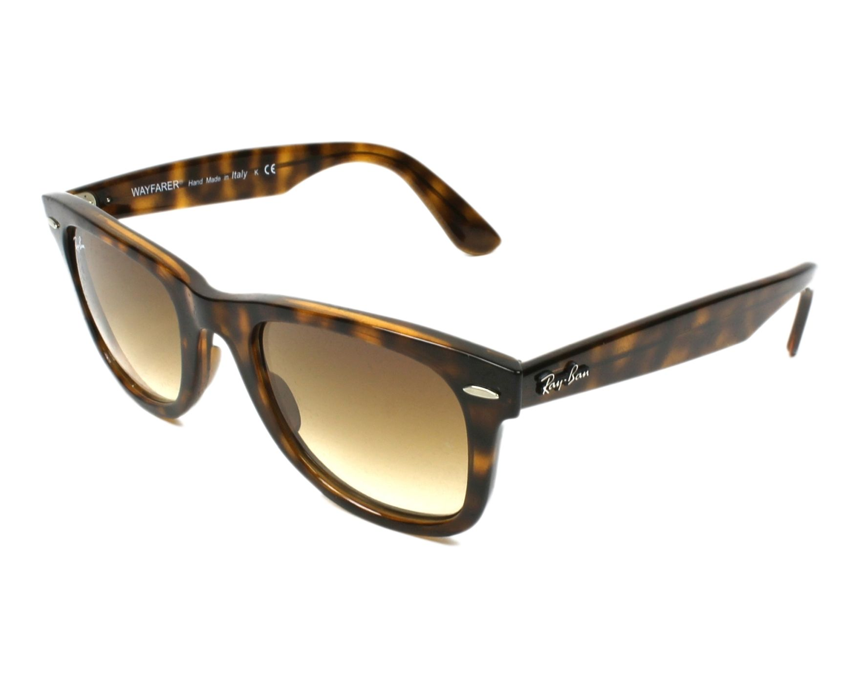 c660638ddb Sunglasses Ray-Ban RB-4340 710 51 50-22 Havana profile view