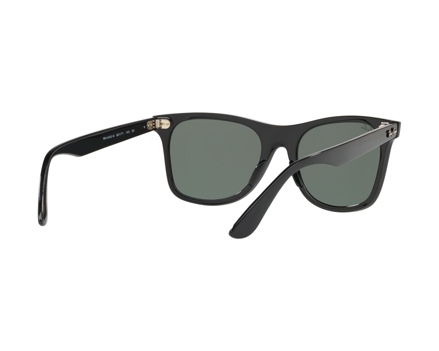67a78bfdd6d70d Ray-Ban Sunglasses RB-4440-N 601/71 Black with Grey green