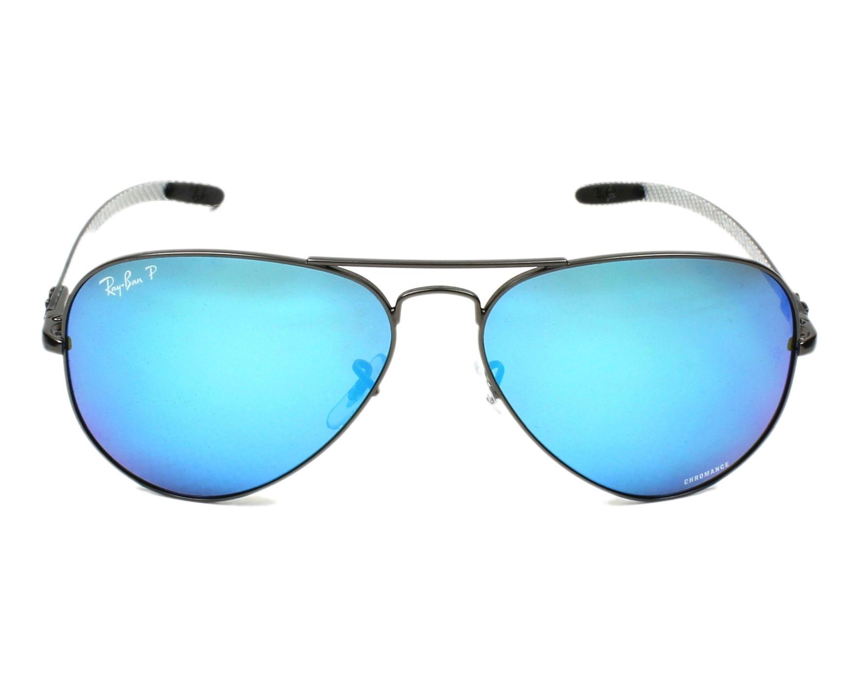 6f07dba4ba Sunglasses Ray-Ban RB-8317-CH 029 A1 58-14 Gun