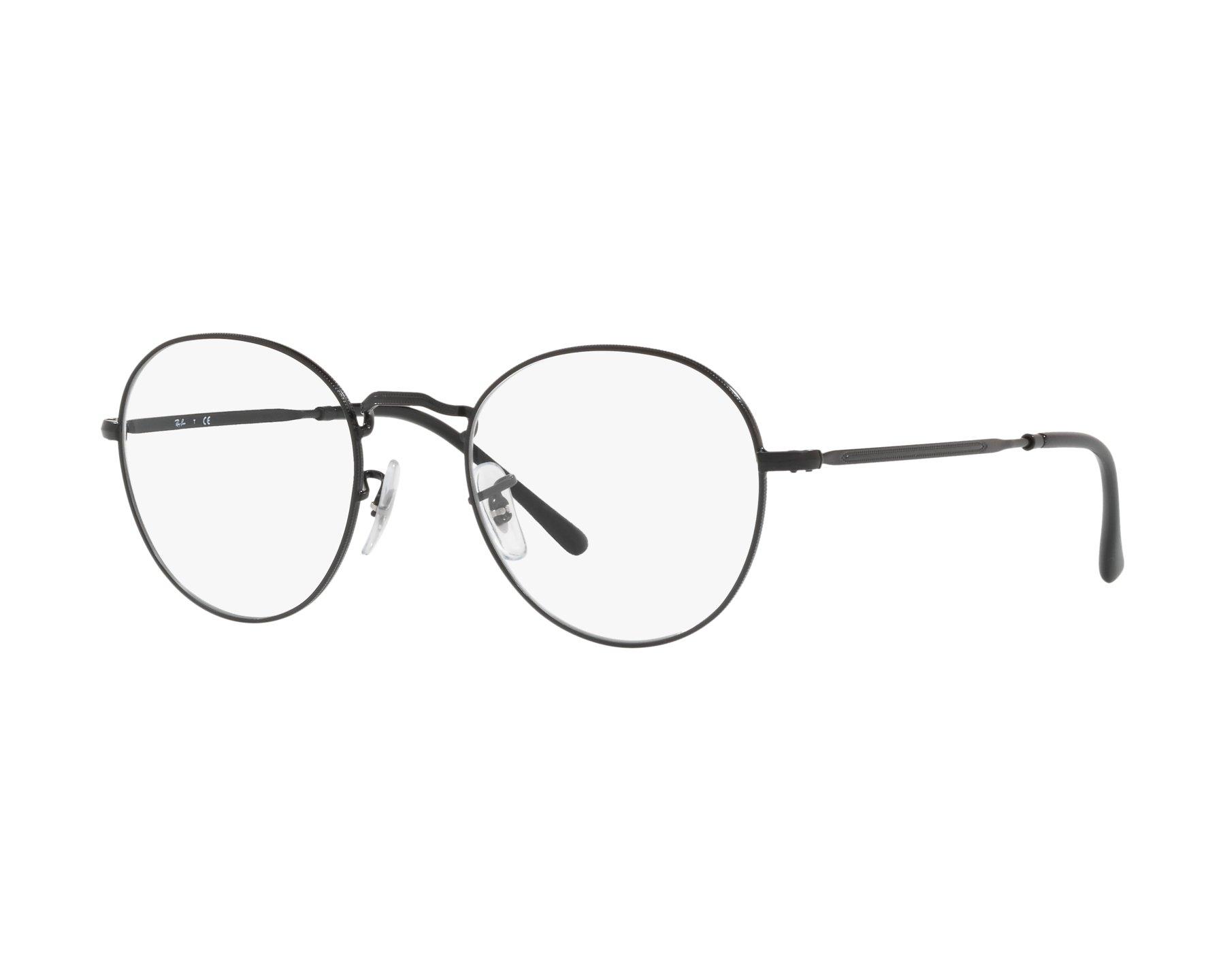 038d1043a2 eyeglasses Ray-Ban RX-3582-V 2760 49-20 Black