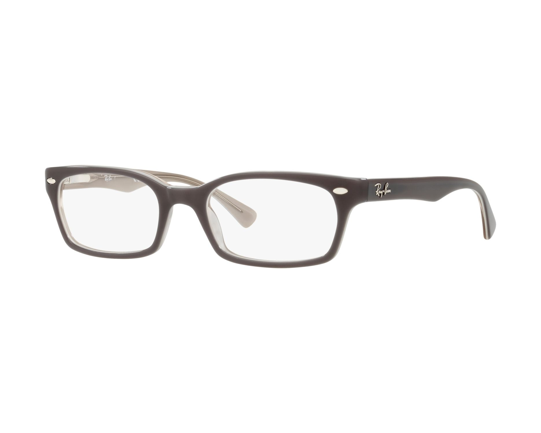 ae5b27873ff eyeglasses Ray-Ban RX-5150 5778 50-19 Grey Crystal