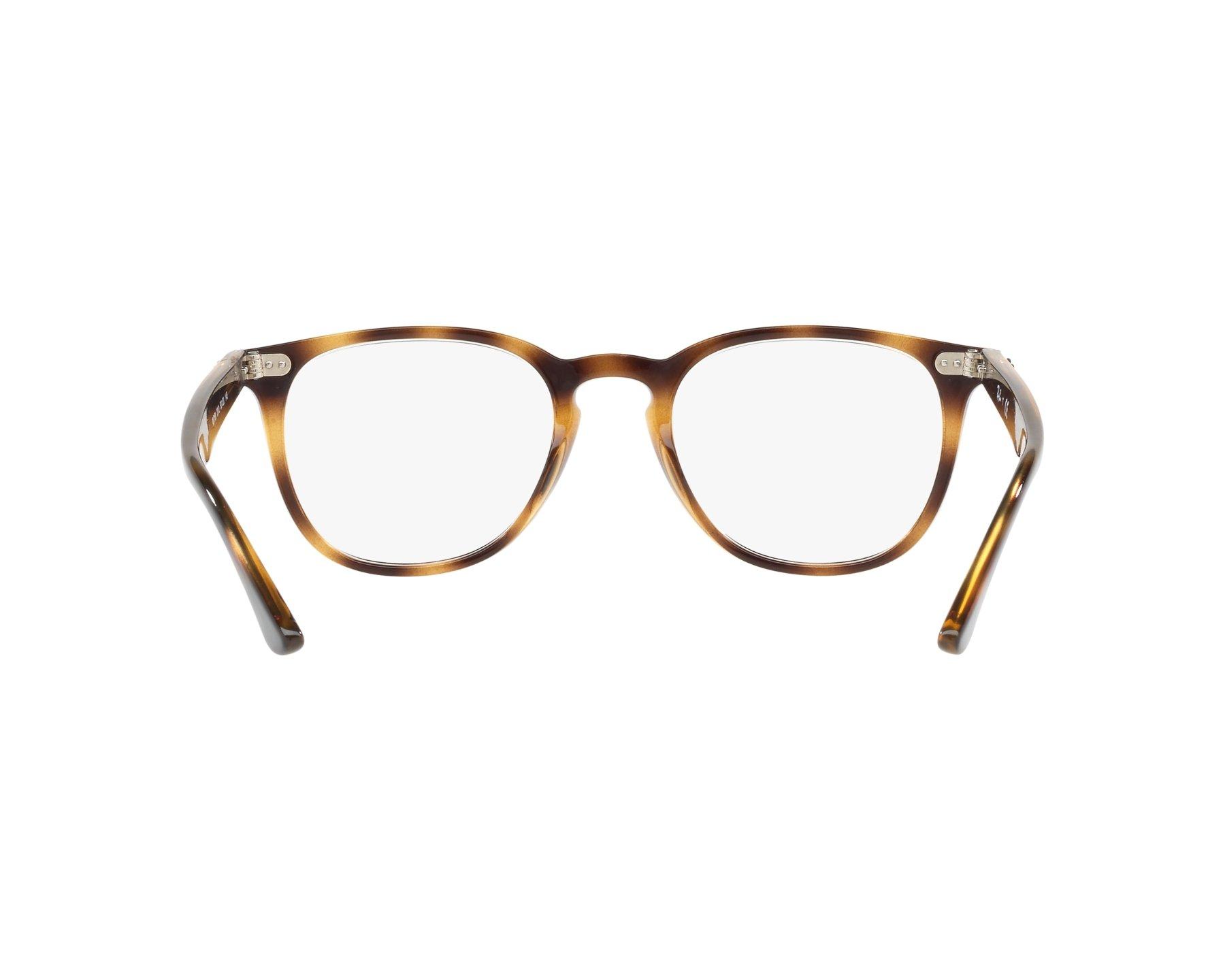 1fe7b658fe2 eyeglasses Ray-Ban RX-7159 2012 50-20 Havana 360 degree view 7