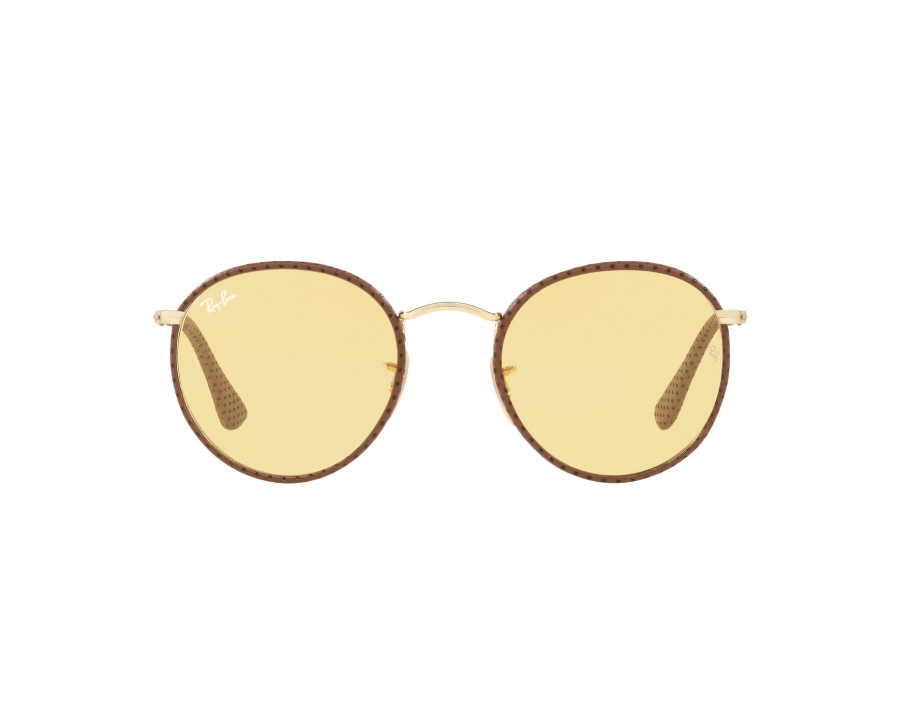 low cost ray ban round yellow classic sunglasses 41d96 45f33  closeout  sunglasses ray ban rb 3475 q 90424a 50 21 gold copper brown 0a654 71837 82fa8d6cfb