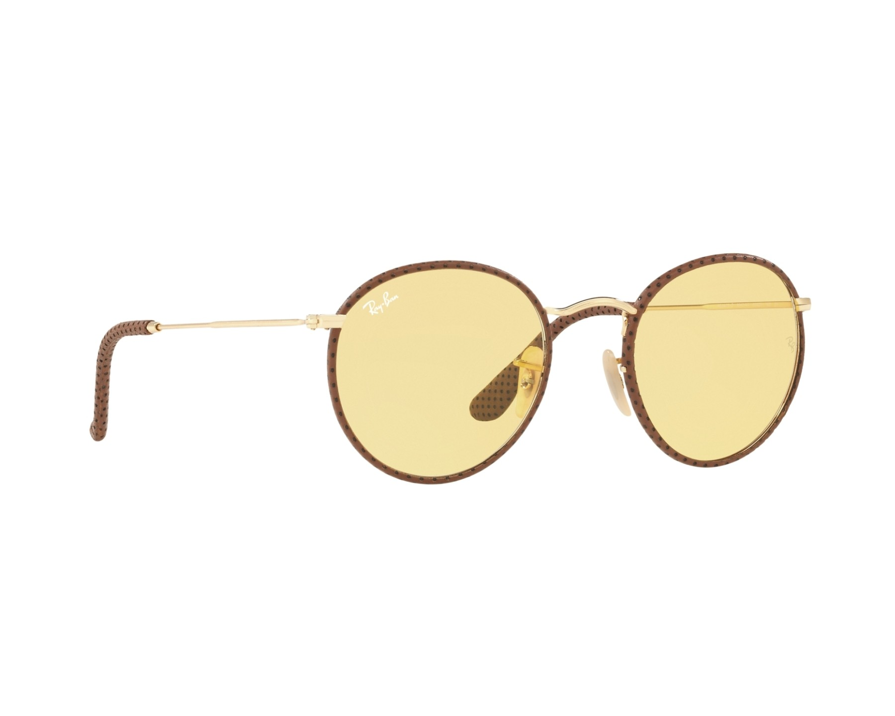 e87ed0521c netherlands ray ban round craft rb3475q 9040 withsunglasses 88dfd 880f5   closeout sunglasses ray ban rb 3475 q 90424a 50 21 gold copper brown b91eb  035a0