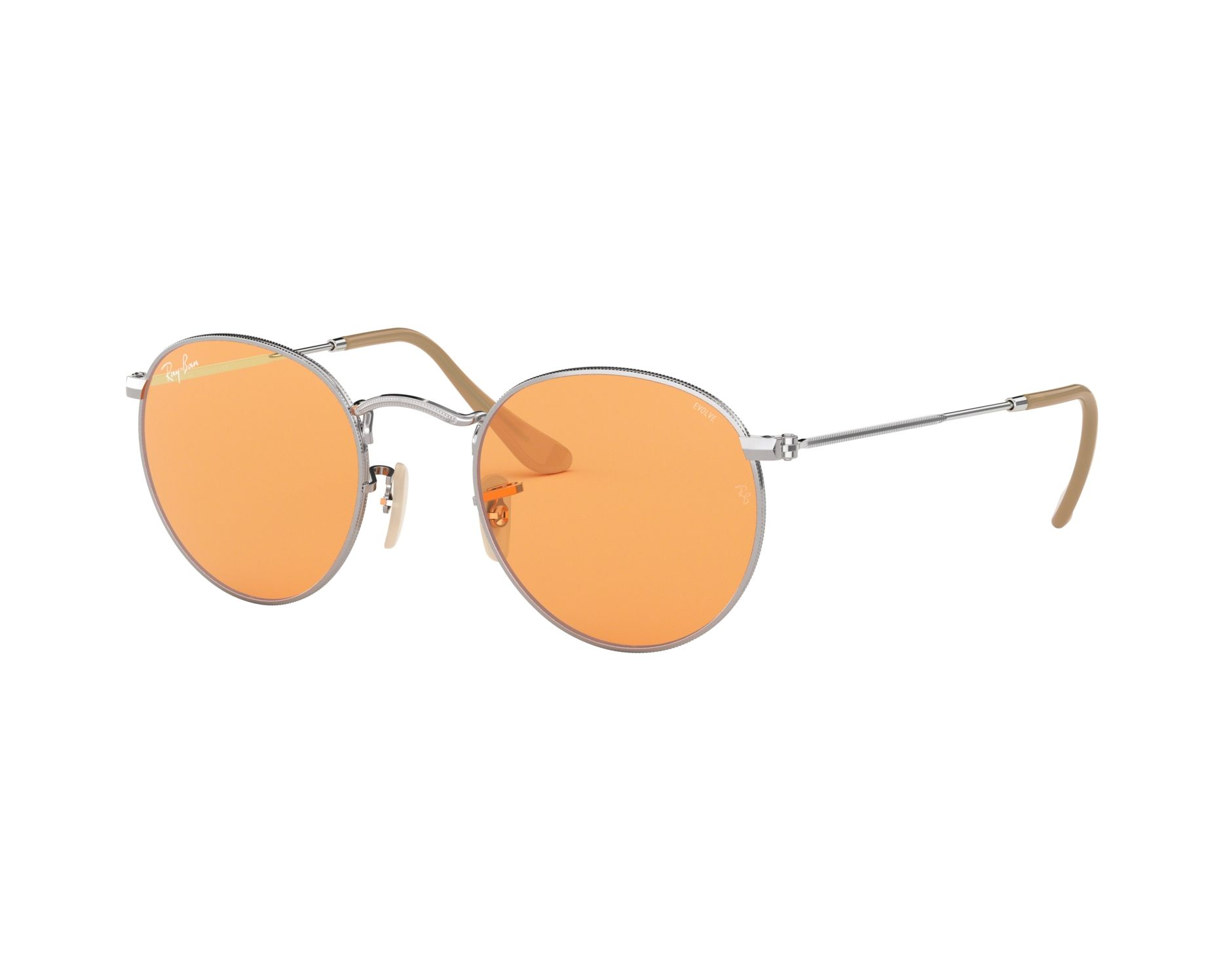 ce69a7c6863 Sunglasses Ray-Ban RB-3447 9065V9 50-21 Silver