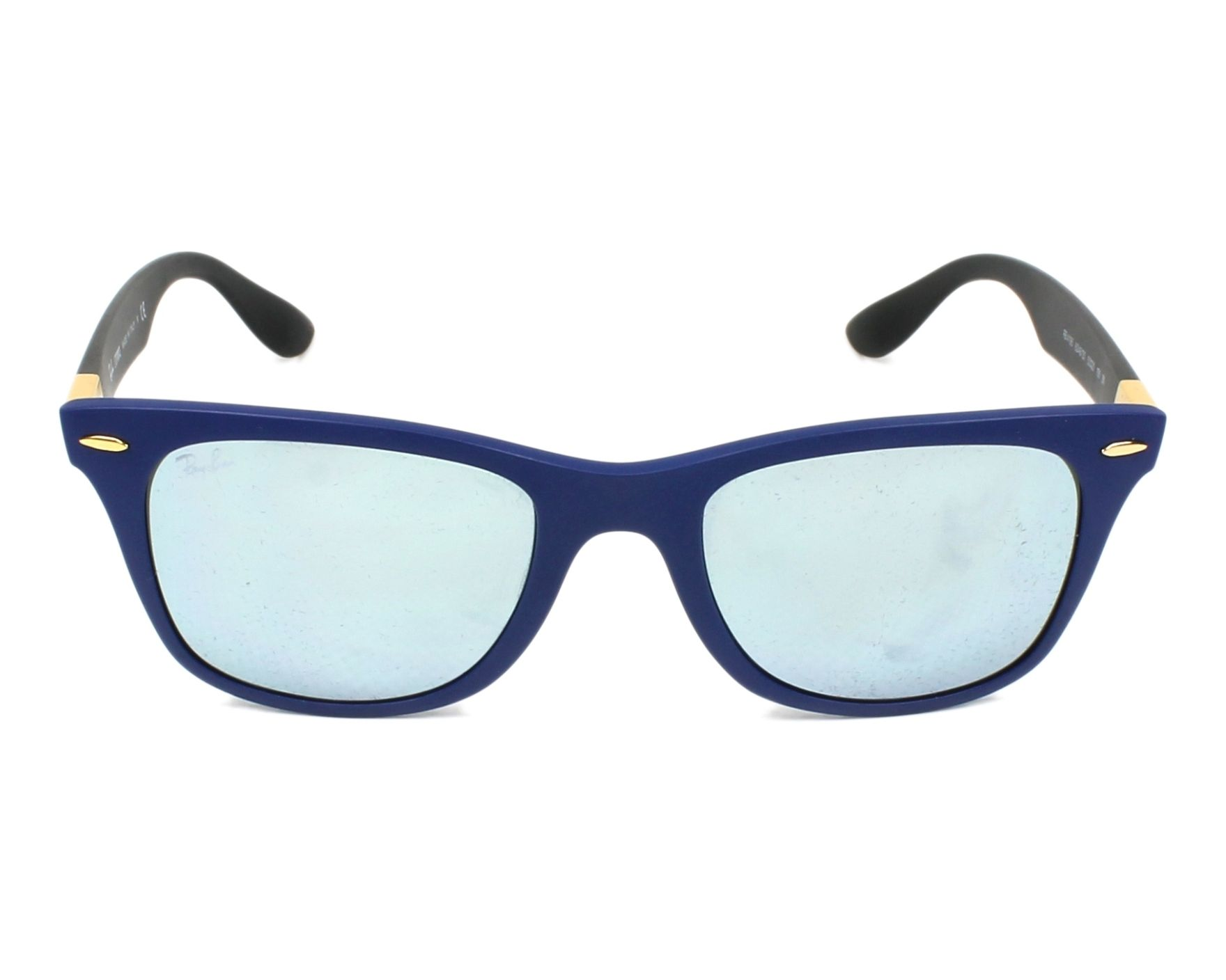 e85a8bffc8 Sunglasses Ray-Ban RB-4195 624830 52-20 Blue front view