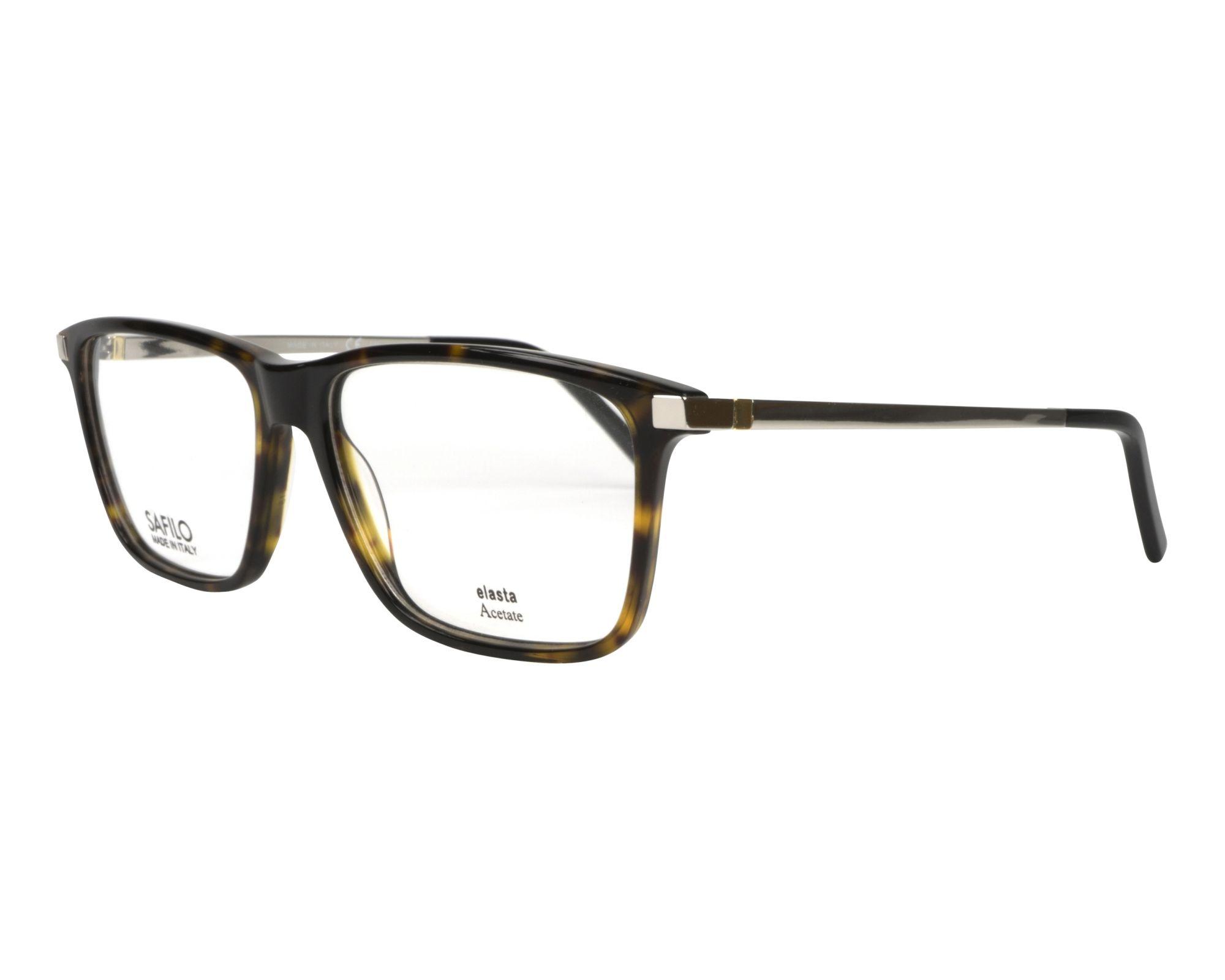 Safilo Eyeglasses SA-1035 AQT Havana - Visionet UK