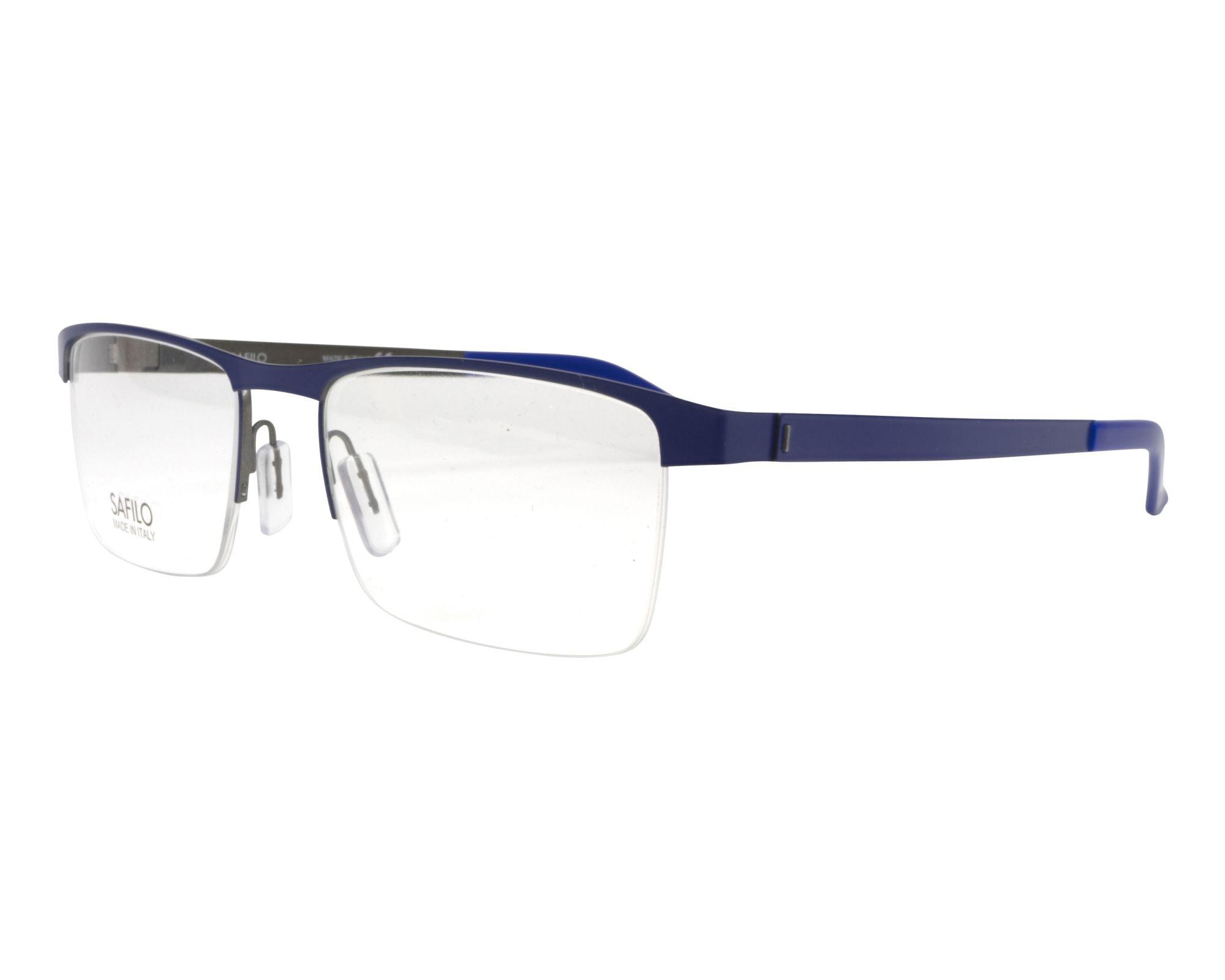 Safilo Eyeglasses SA-1057 VG7 Blue - Visionet UK
