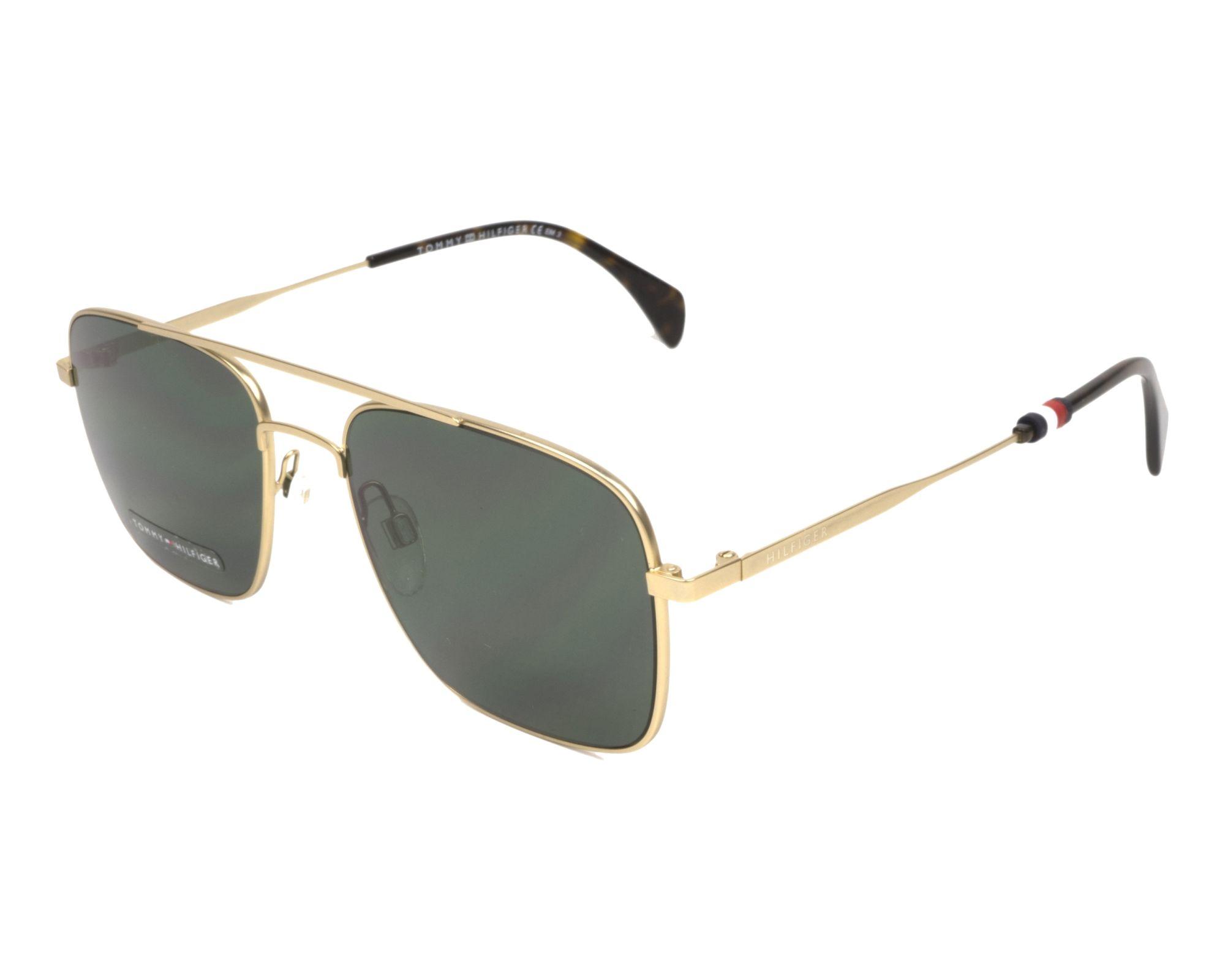 a5b745c9963 Sunglasses Tommy Hilfiger TH-1537-S A0Z QT 55-18 Gold profile