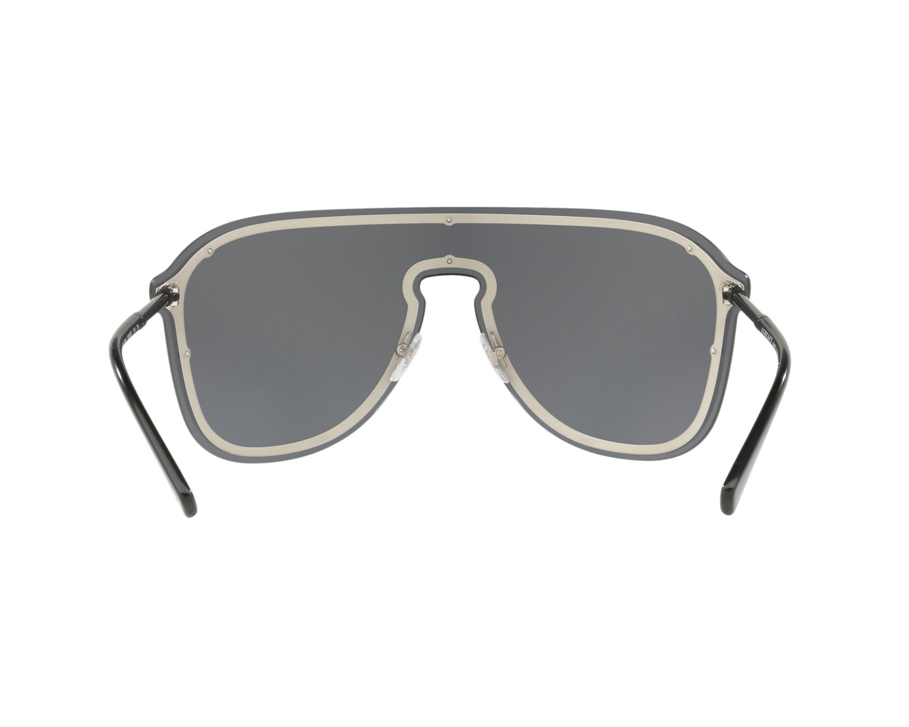 0b3cccb76d Sunglasses Versace VE-2180 100087 44- Black 360 degree view 7