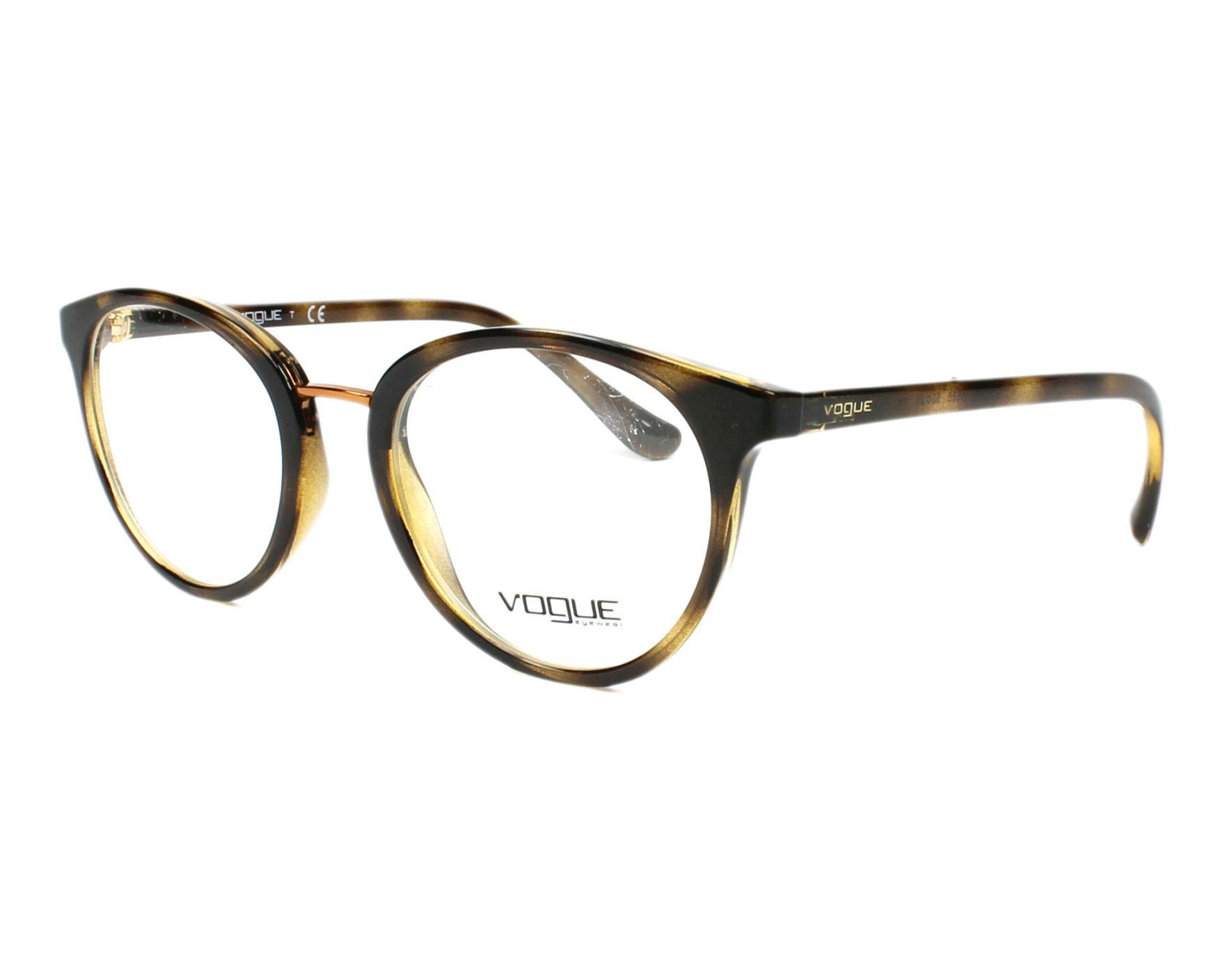Vogue Eyeglasses VO-5167 W656 Havana - Visionet UK